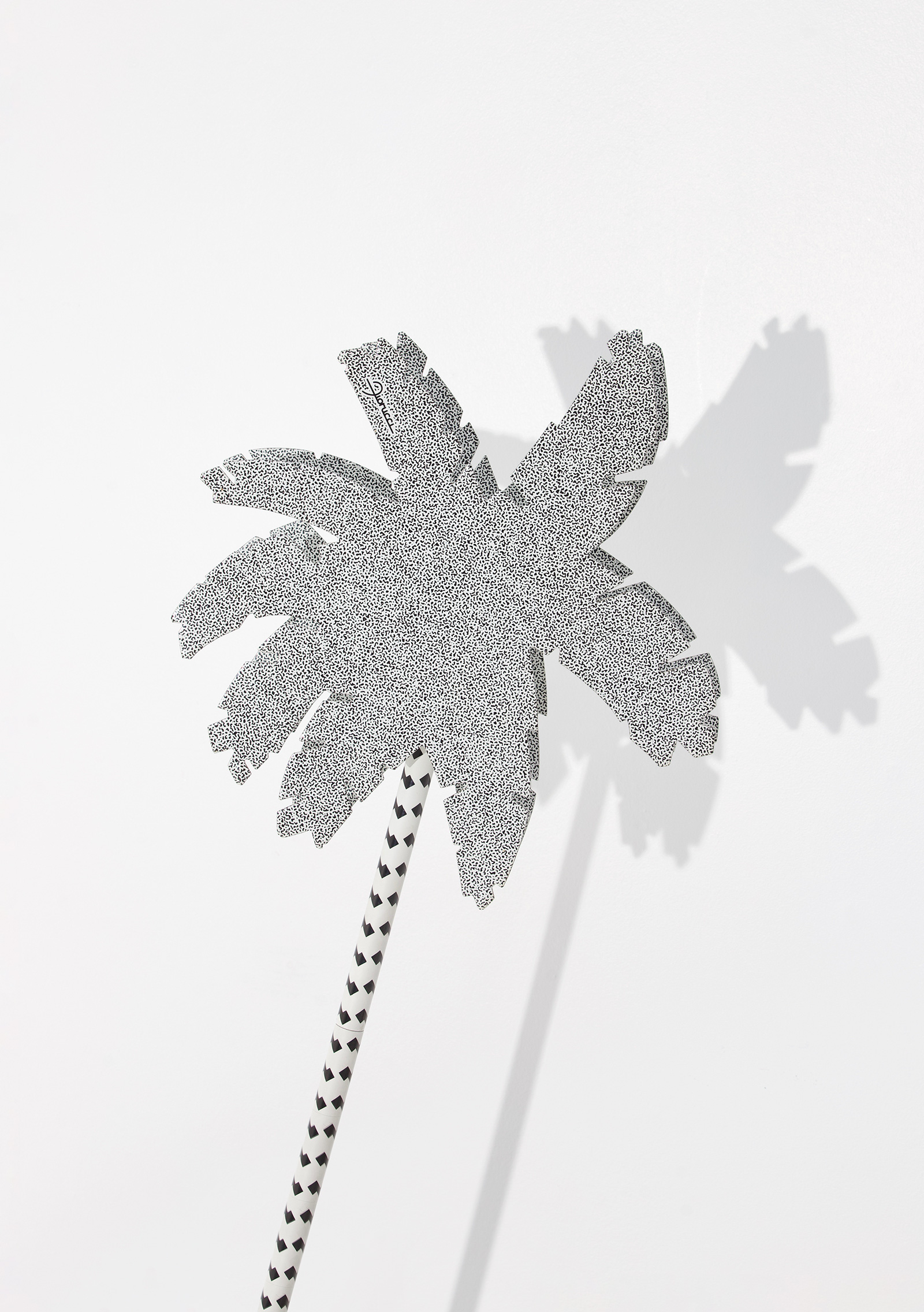 Palm Tree Table Lamp for Fiorucci by Ettore Sottsass