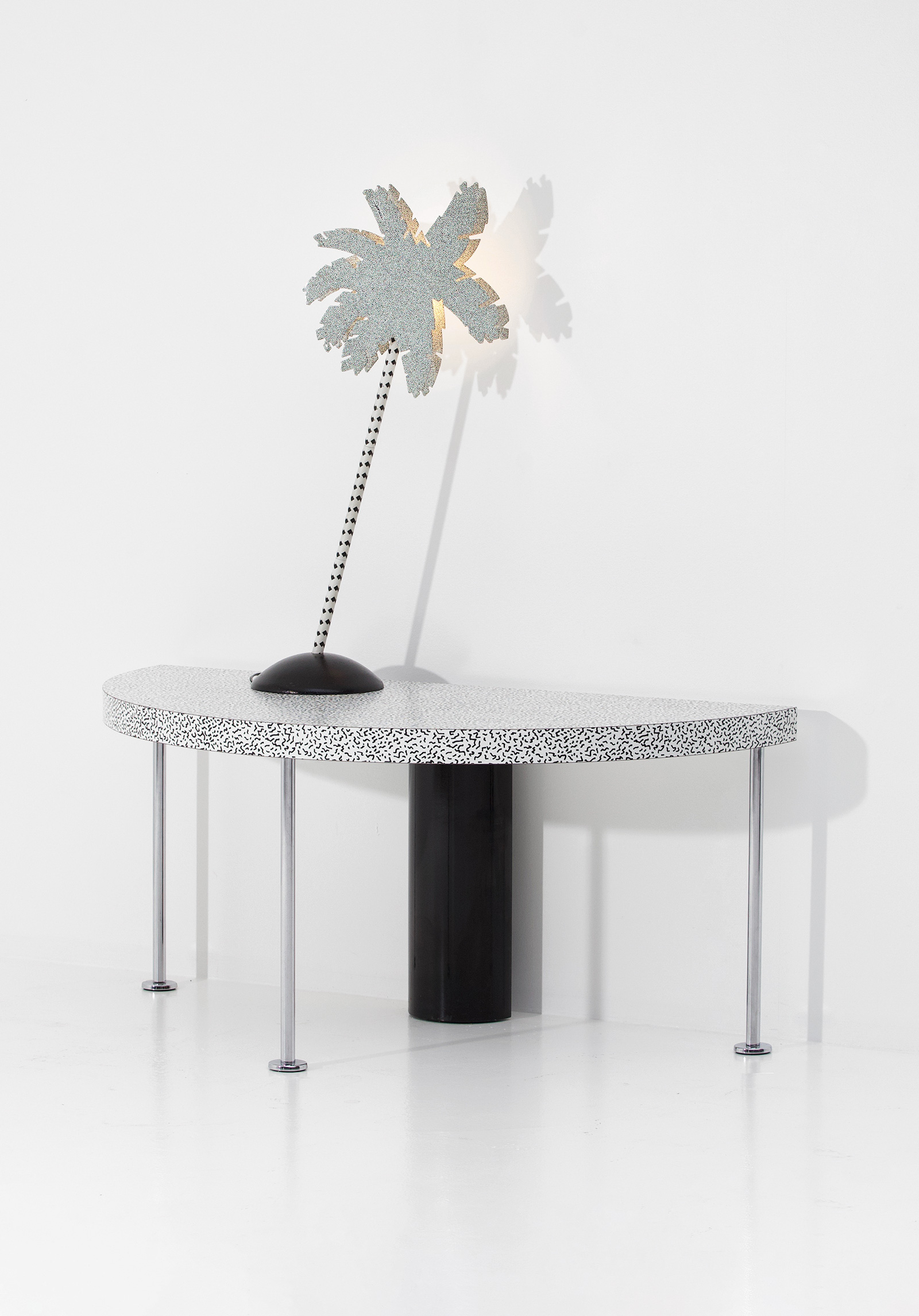 Fiorucci Palm Tree Table Lampimage 1