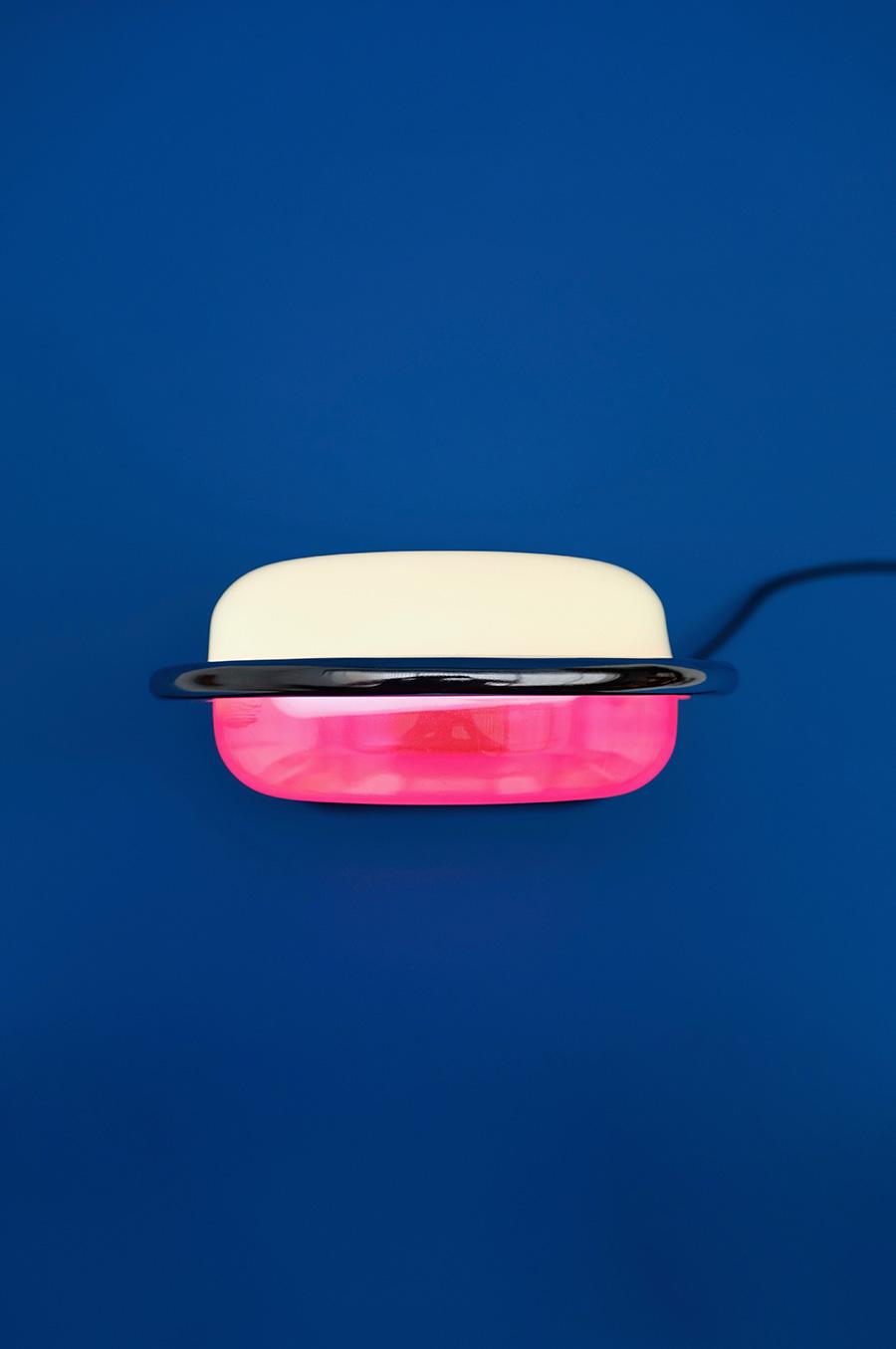 ETTORE SOTTSASS ASTEROID LAMP