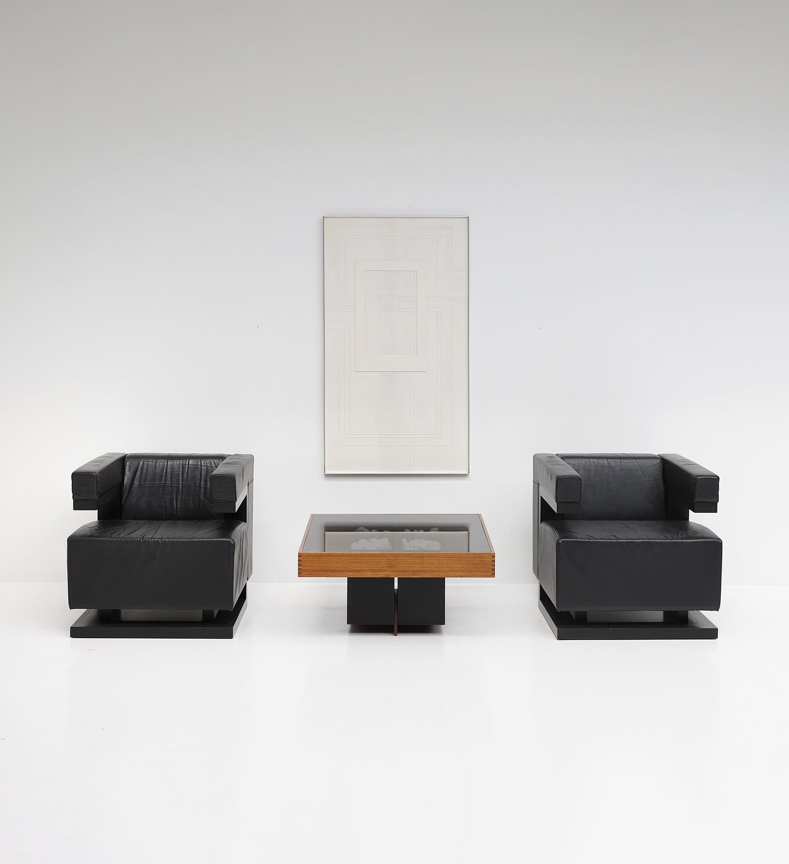 F51 Armchairs Walter Gropius Bauhaus Weimarimage 1