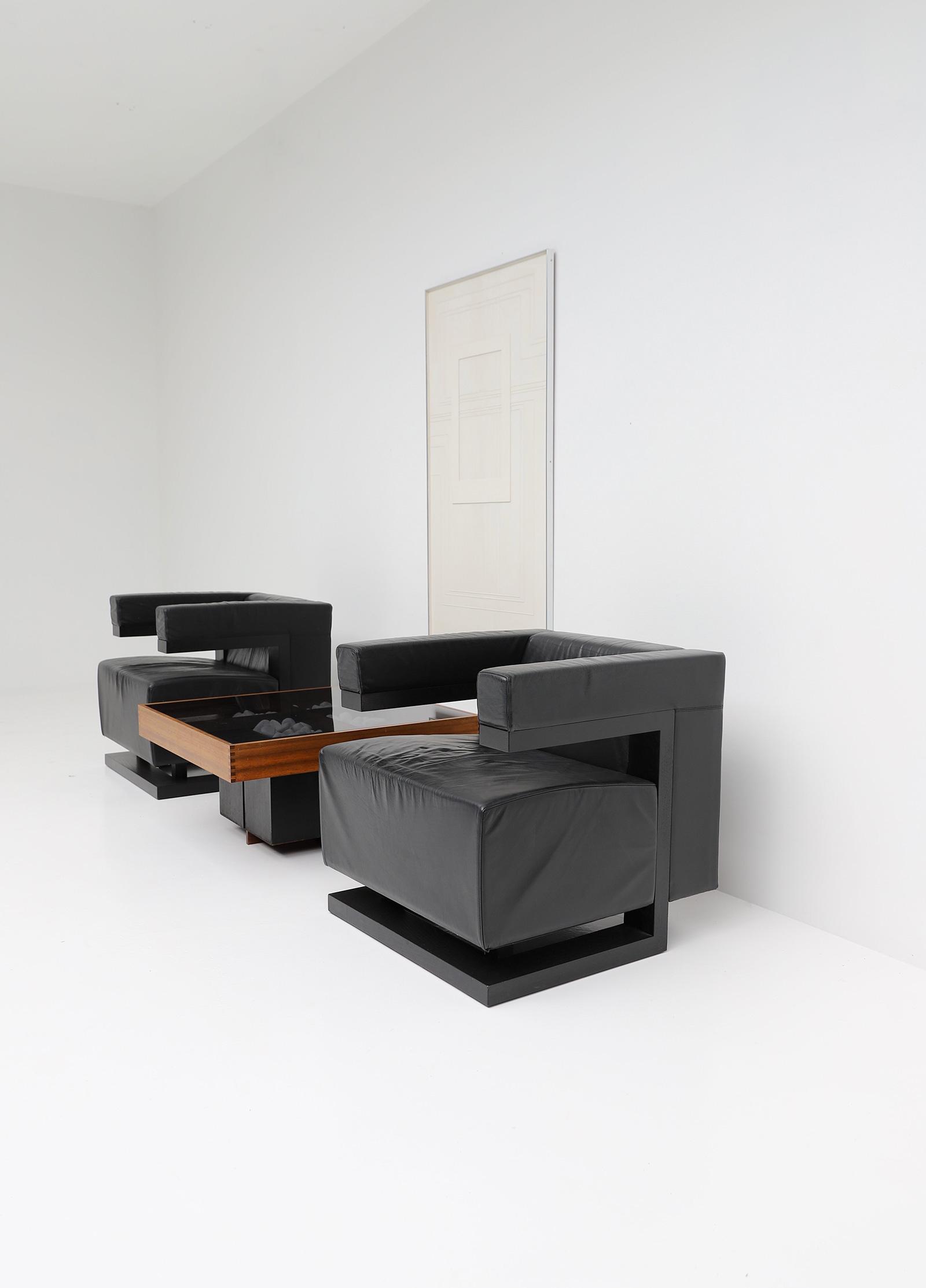 F51 Armchairs Walter Gropius Bauhaus Weimarimage 2