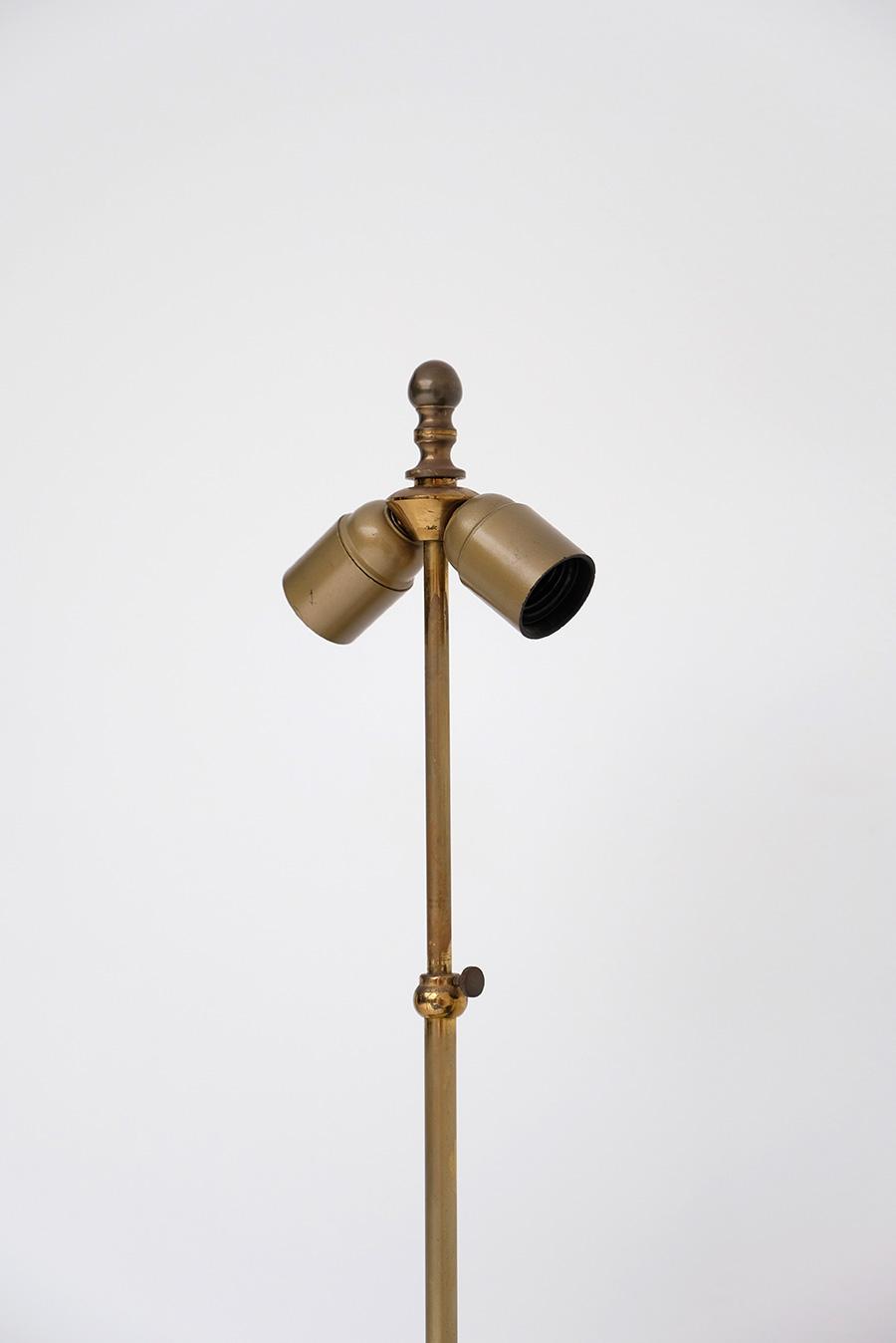 Pair of Fernand Dresse table lampsimage 6