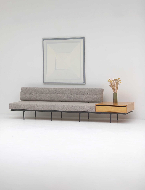 Florence Knoll Sofa & Cabinet image 2