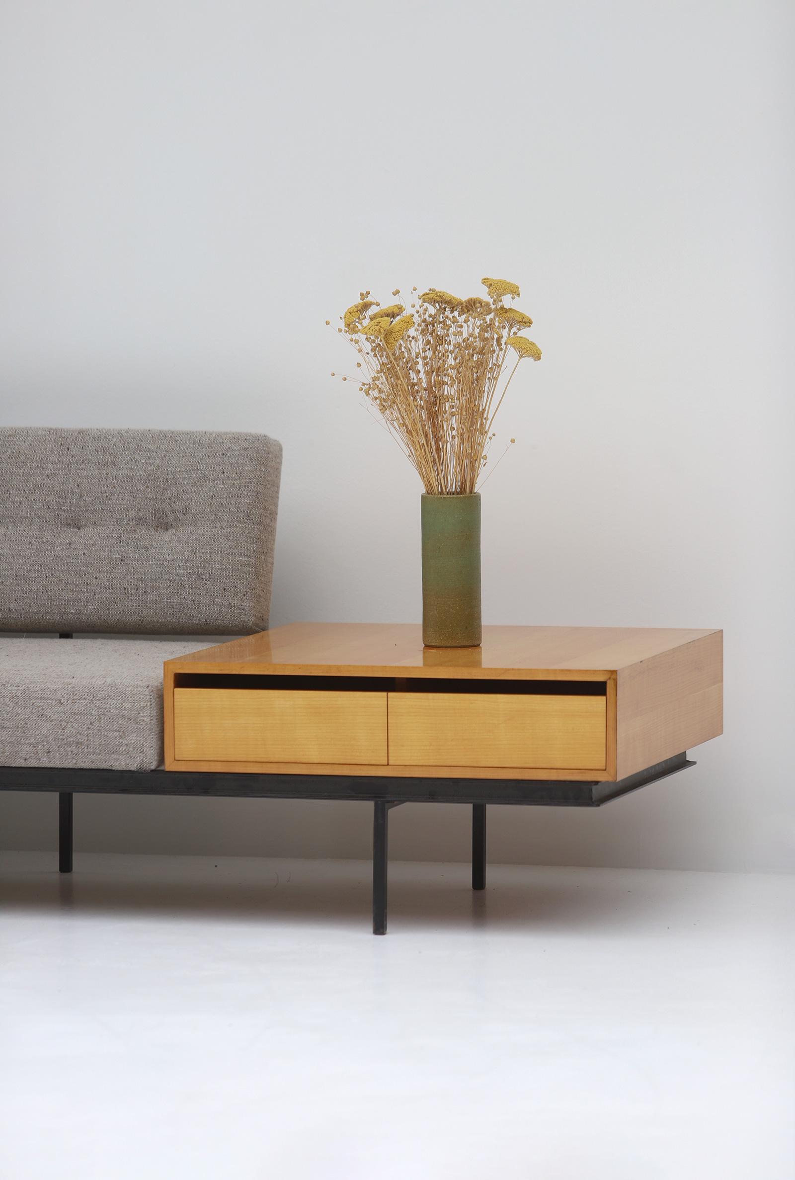 Florence Knoll Sofa & Cabinet image 4