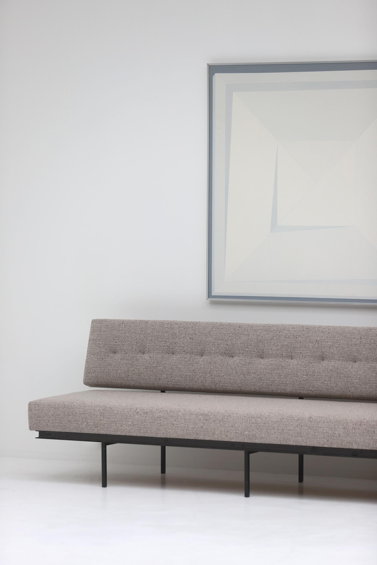 Florence Knoll Sofa & Cabinet image 6
