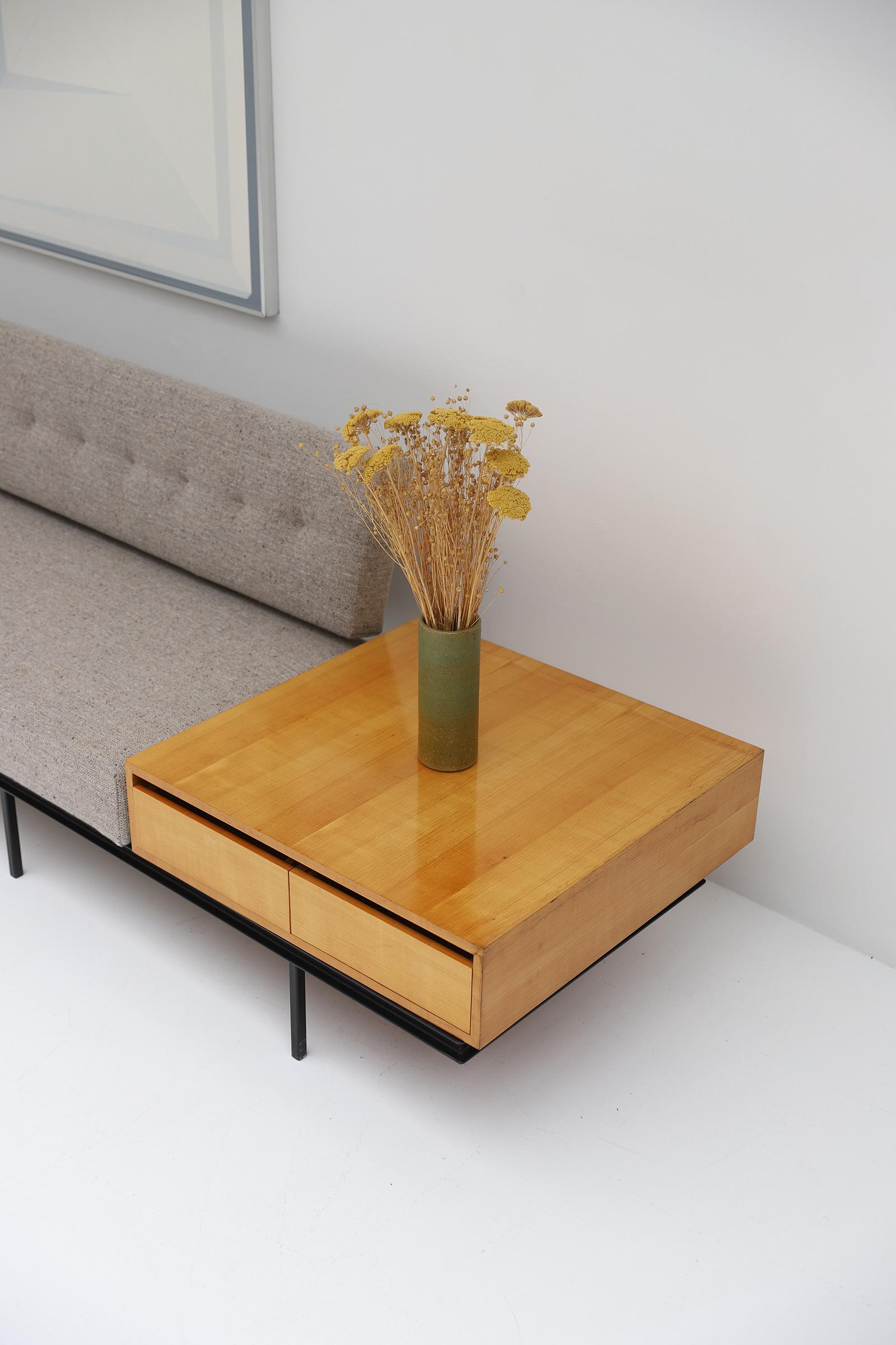 Florence Knoll Sofa & Cabinet image 5