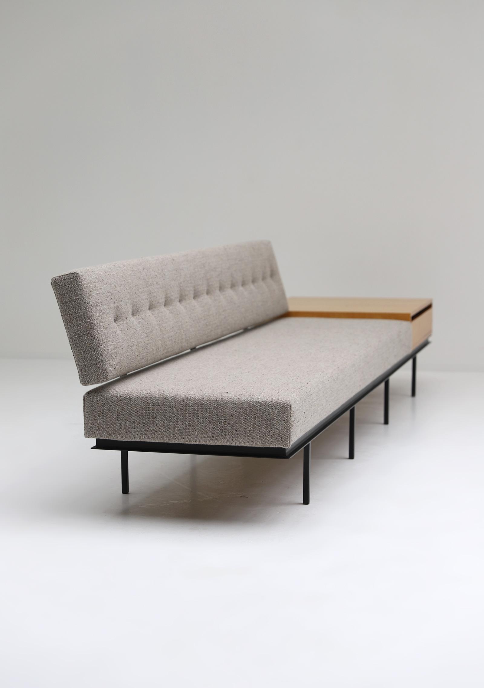Florence Knoll Sofa & Cabinet image 7