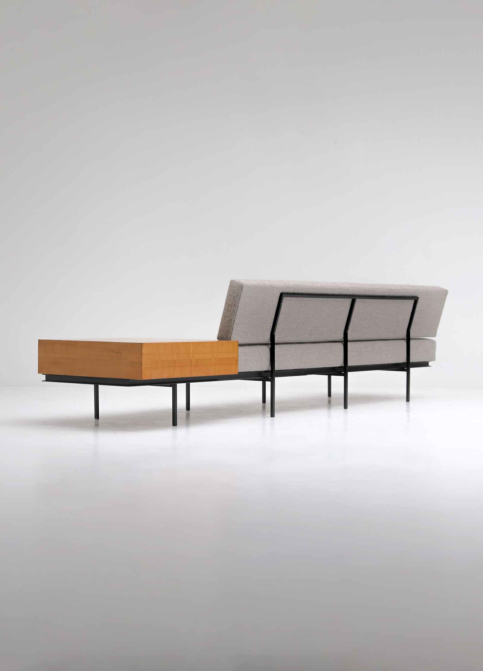 Florence Knoll Sofa & Cabinet image 8