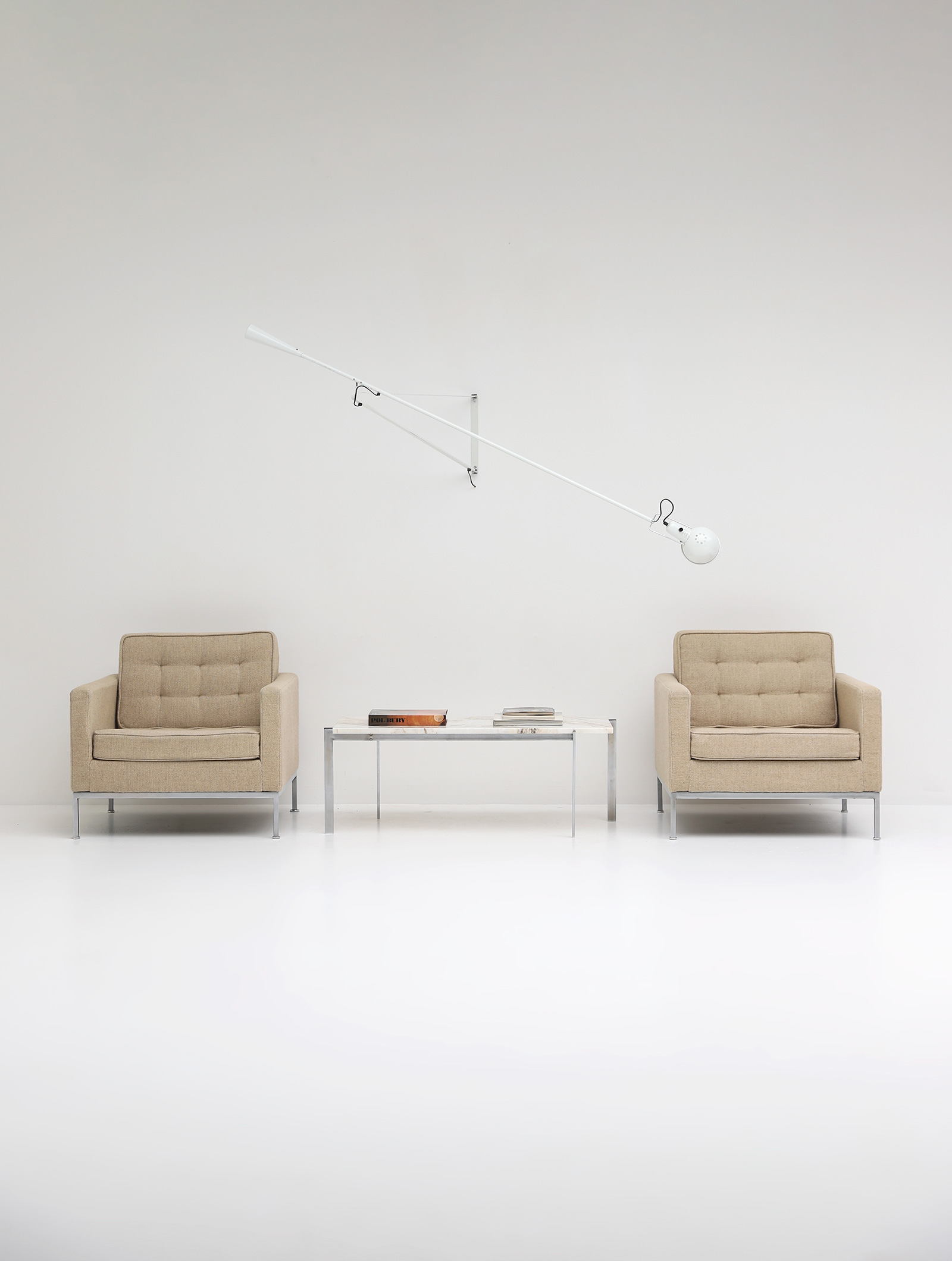 Florence Knoll Arm Chairsimage 1