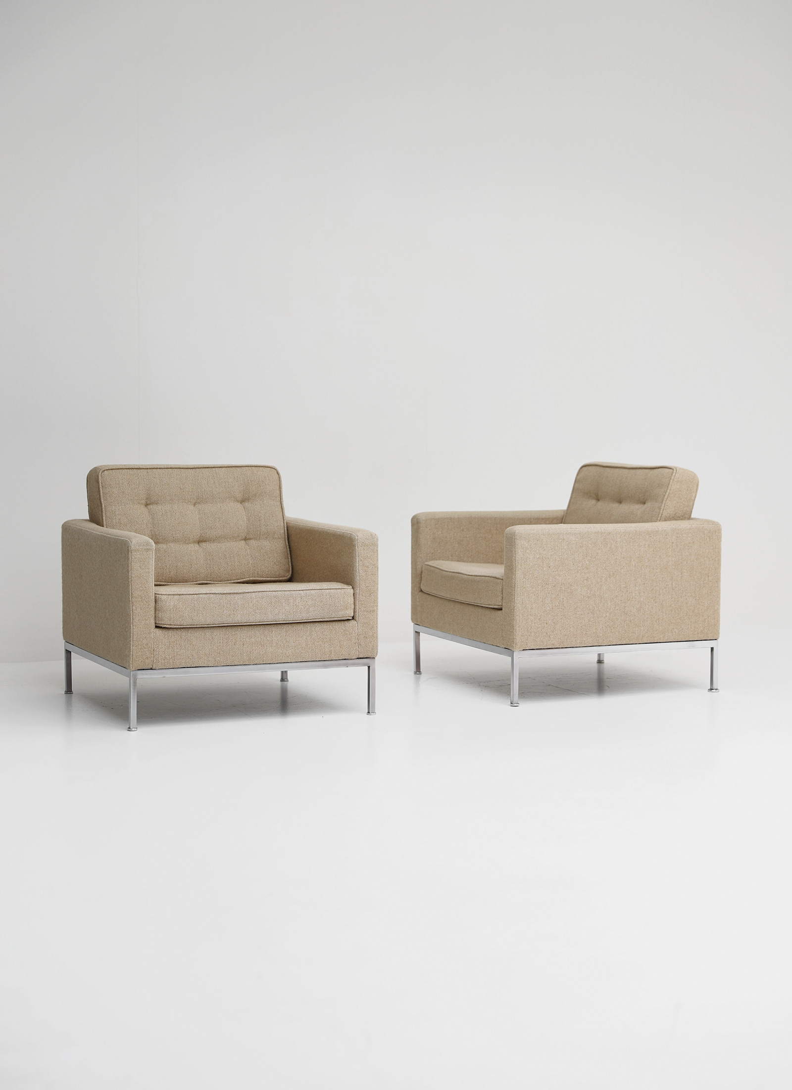 Florence Knoll Arm Chairsimage 13