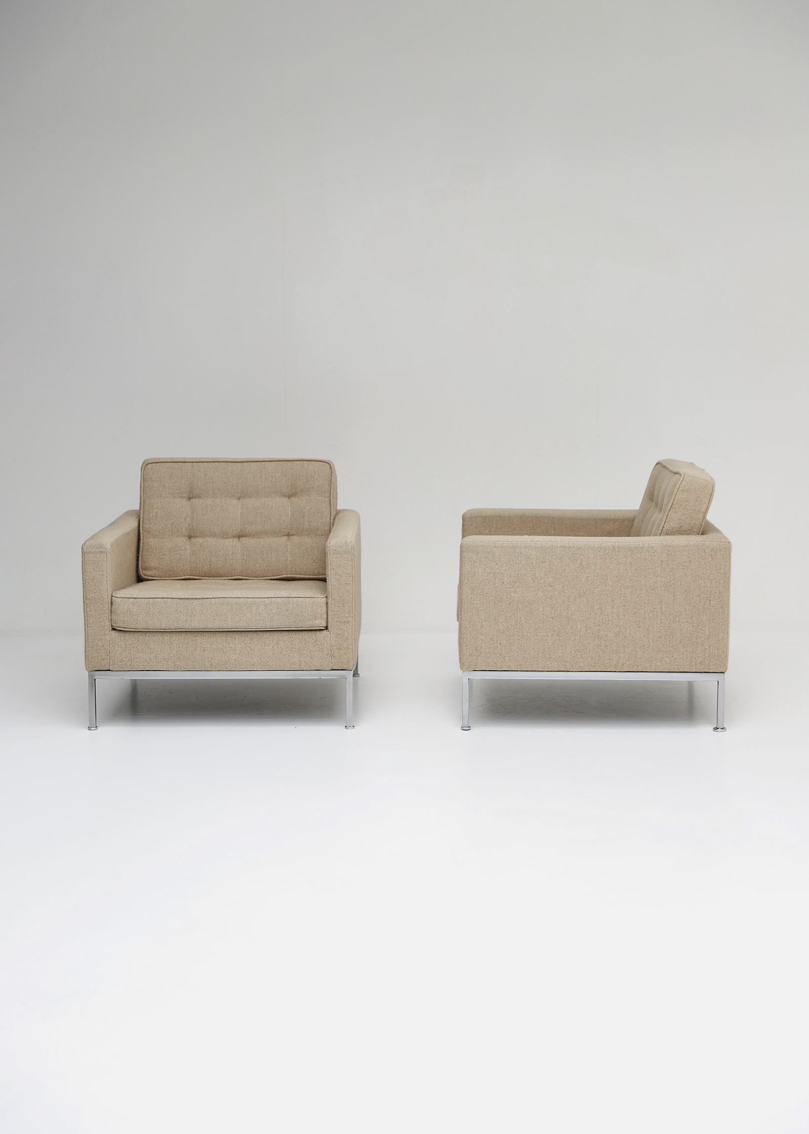 Florence Knoll Arm Chairsimage 12