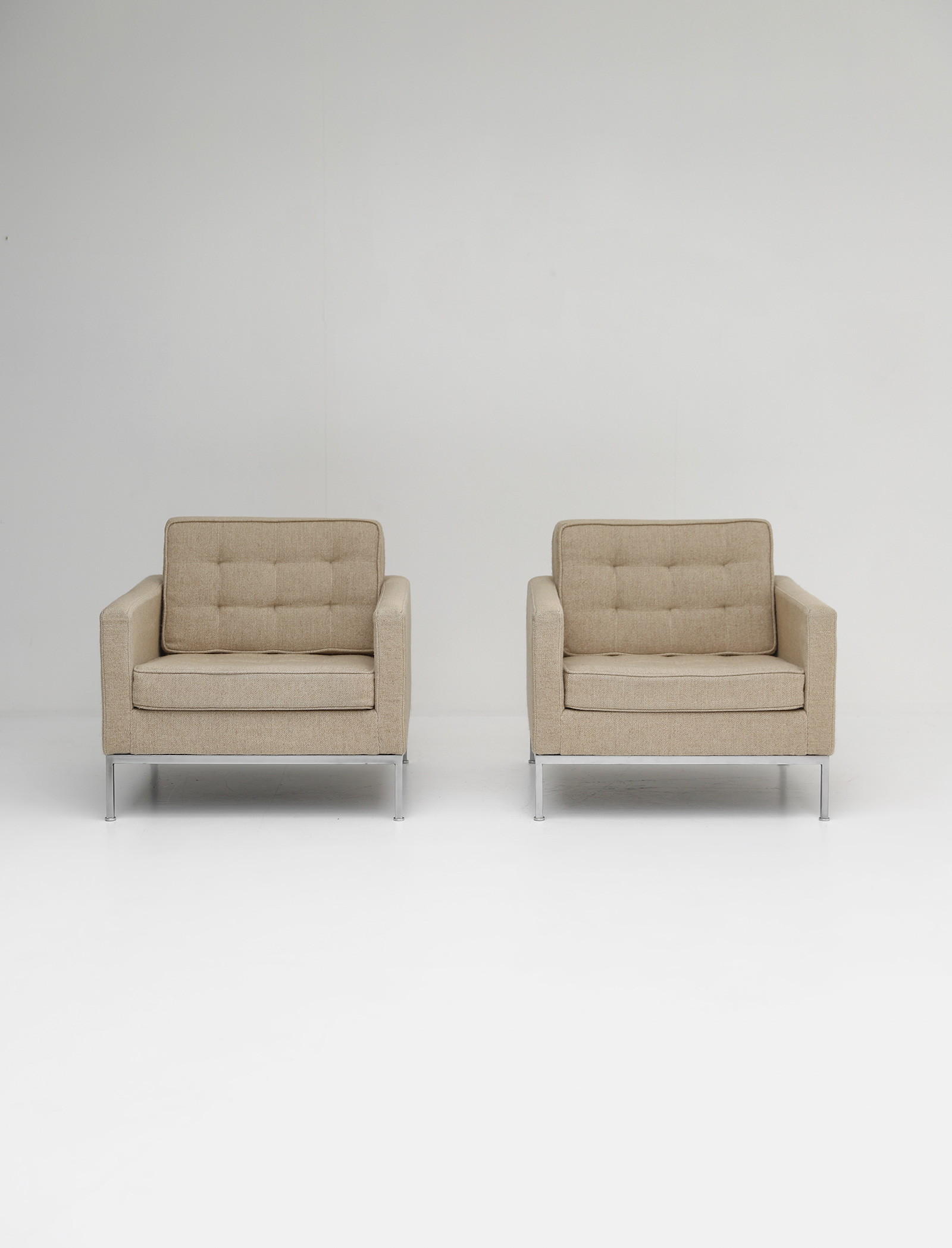 Florence Knoll Arm Chairsimage 11