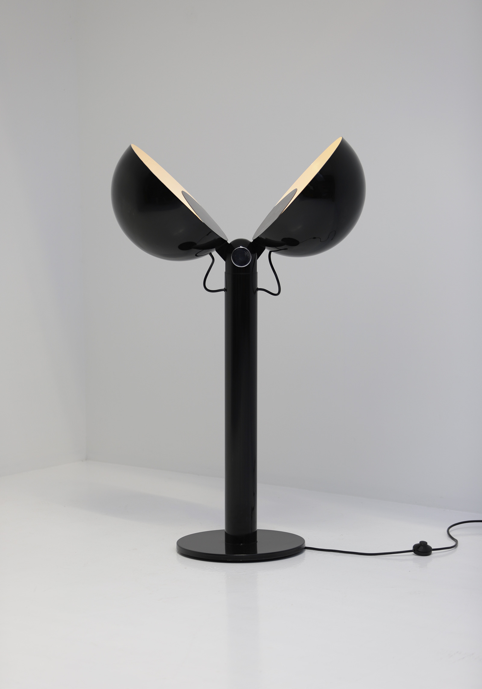 Tenaglia floor lamp by Francesco Buzzi Ceriani