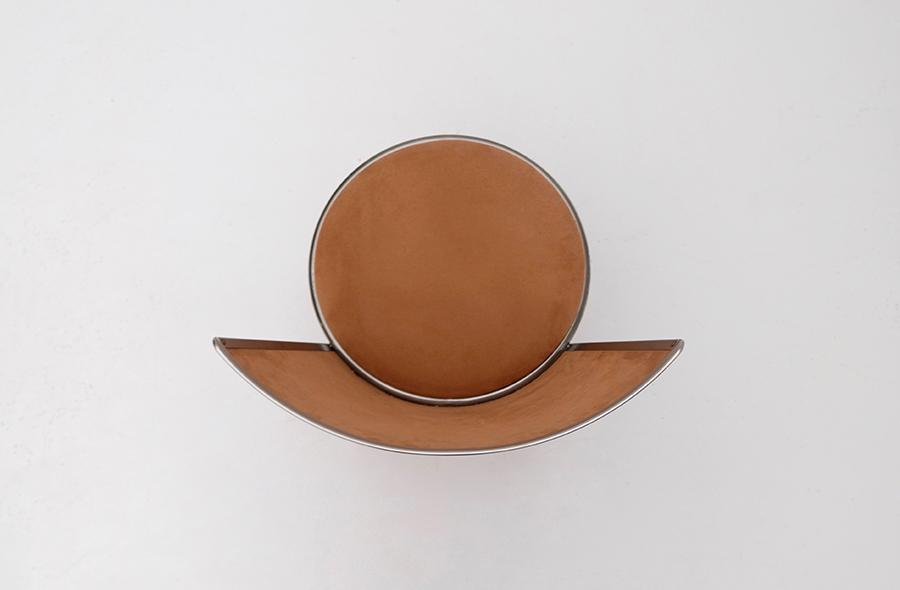 Frans Van Praet 12 Dining Chairs