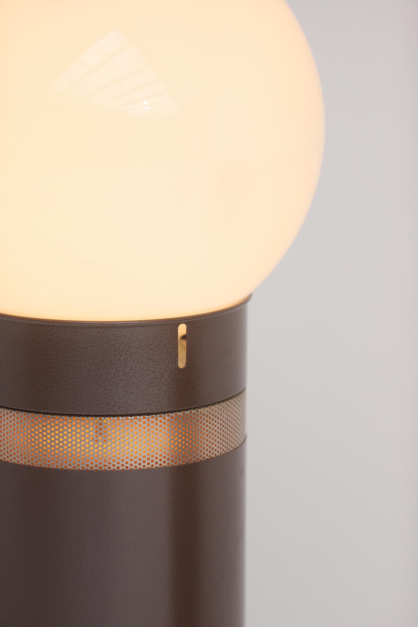 Gae Aulenti Oracle floor lamp for Artemideimage 5