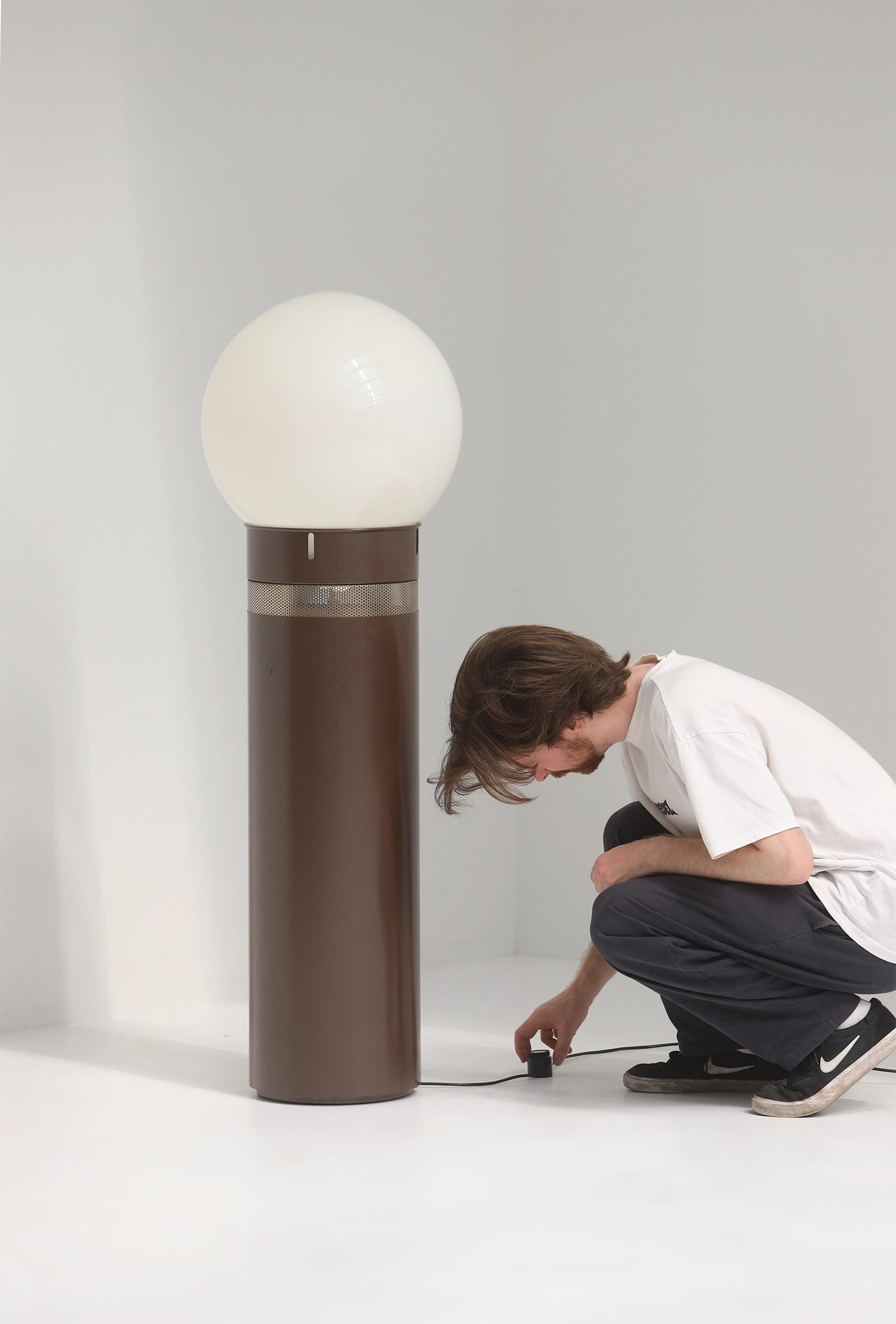 Gae Aulenti Oracle floor lamp for Artemideimage 4