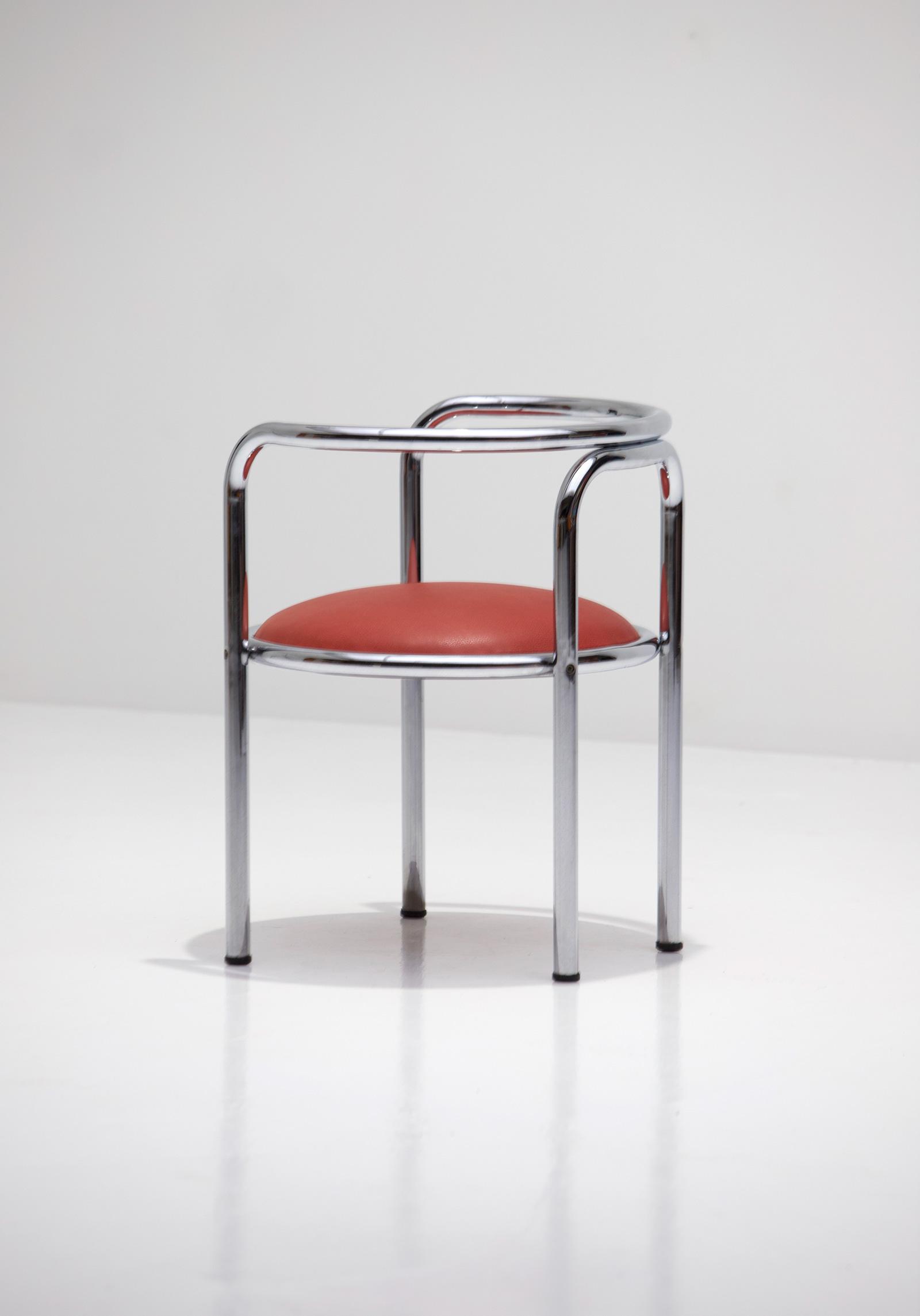 Gae Aulenti Locus Solus Chair