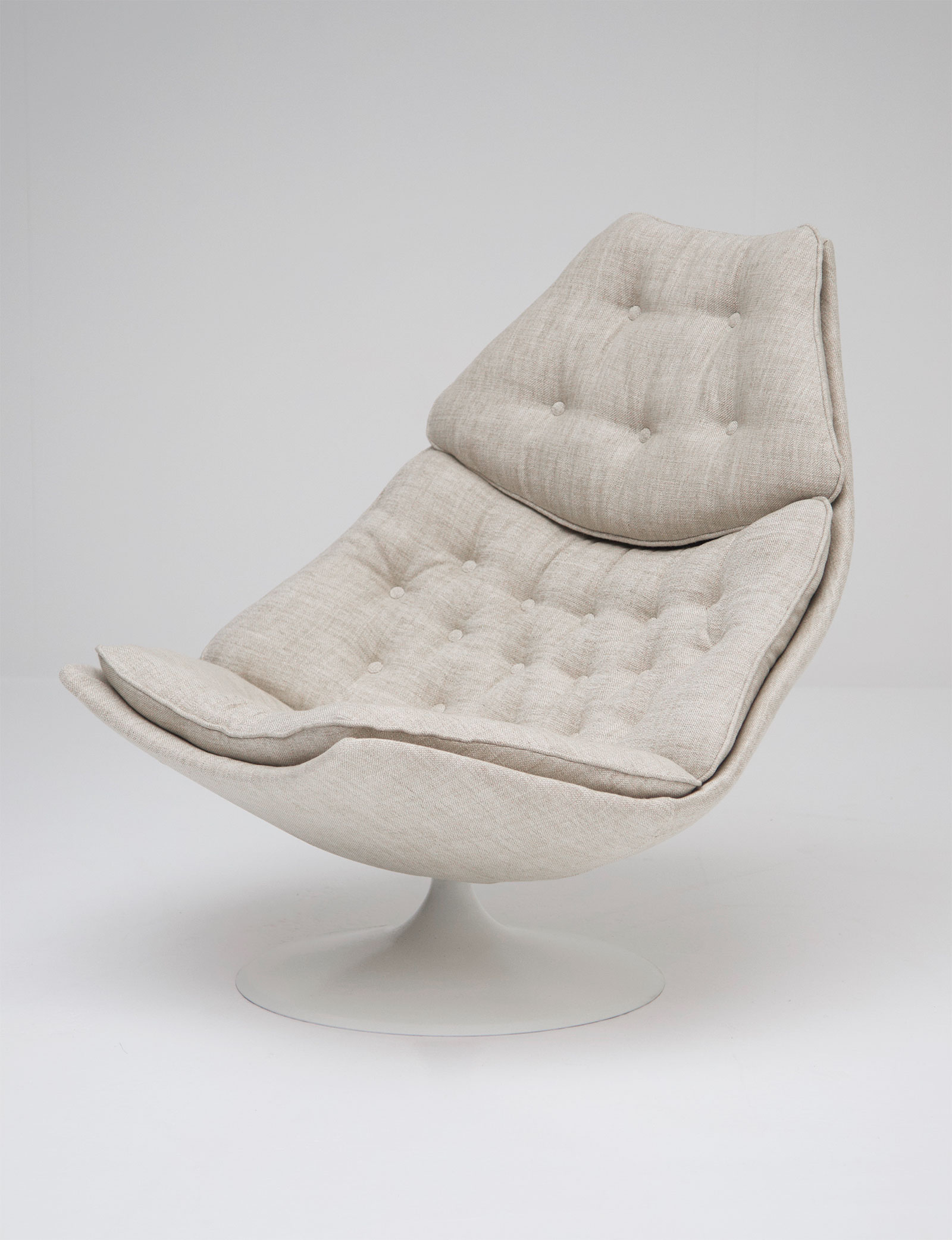 artifort f588 fauteuil by geoffrey harcourtimage 2