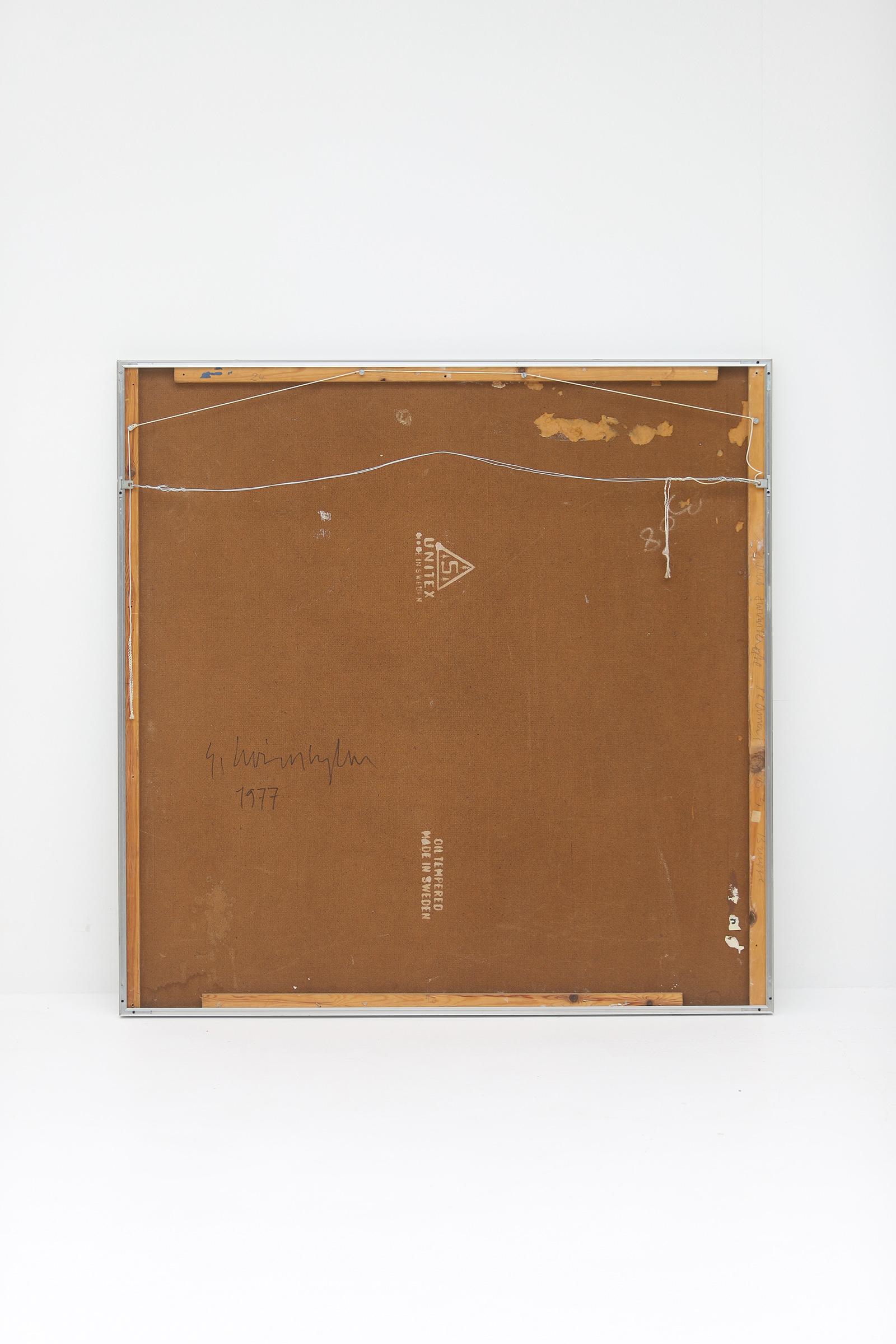 Gilberth Swinberghe Art Work 1977image 7