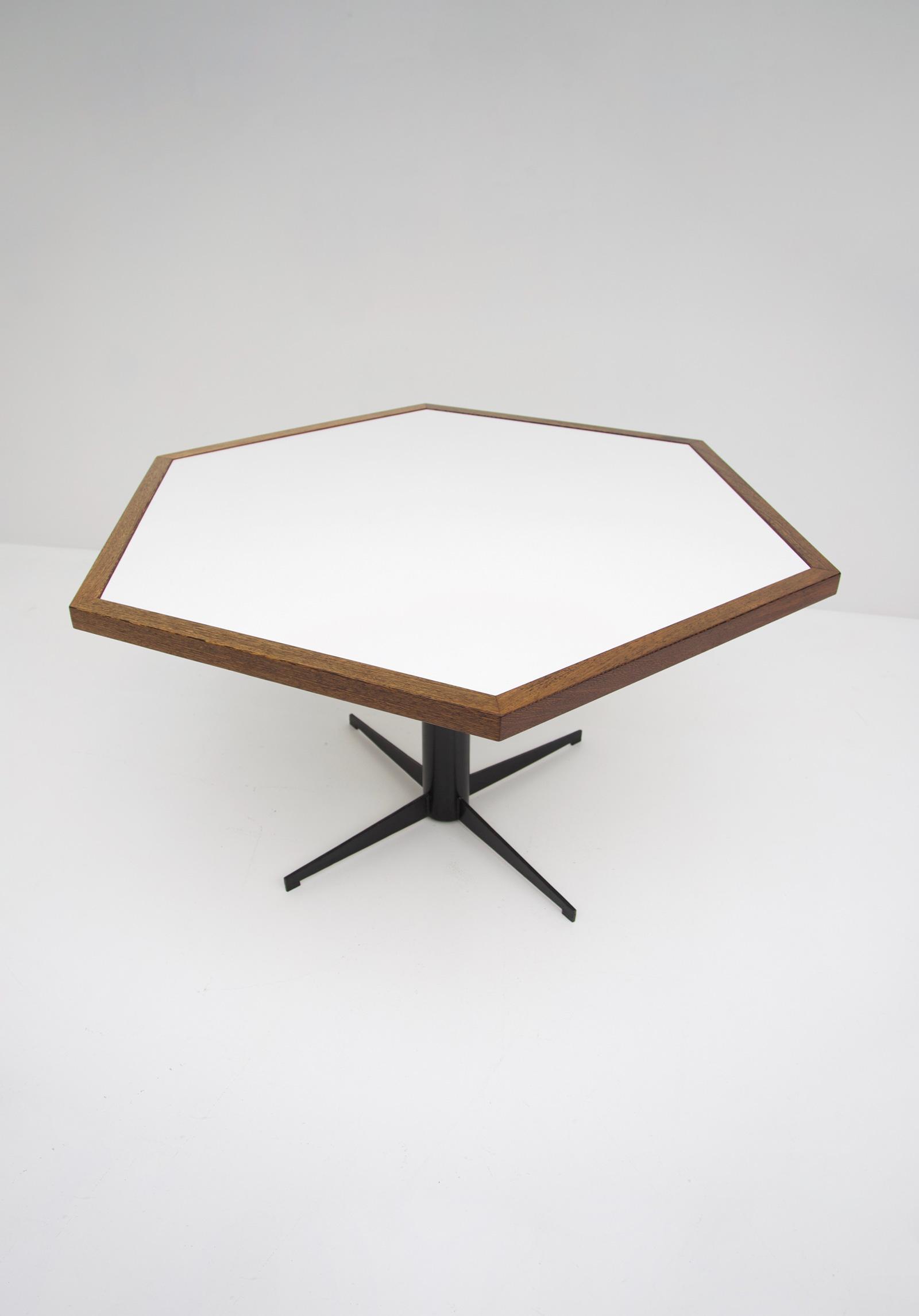 Martin Visser Hexagon Table