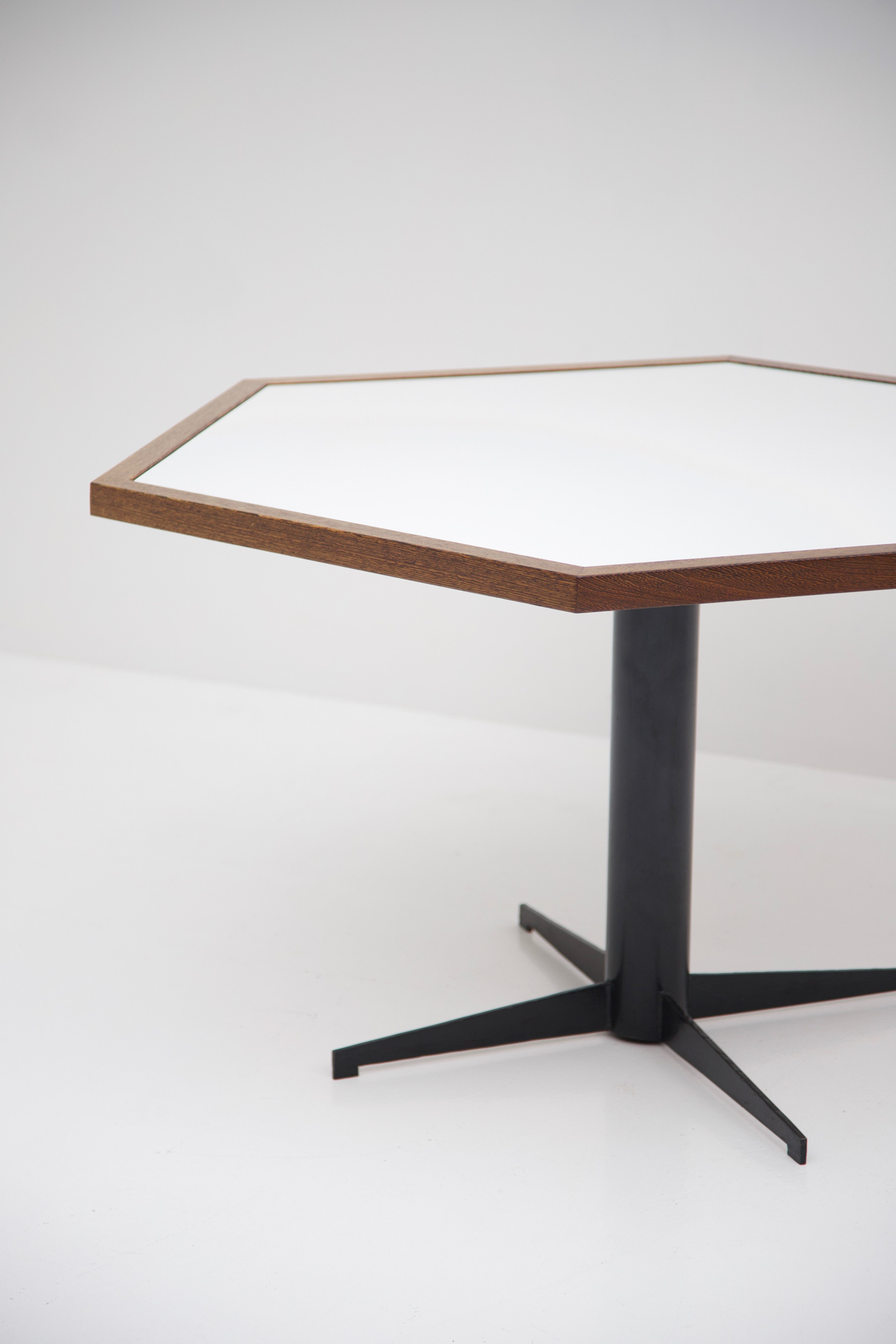Martin Visser Hexagon Table