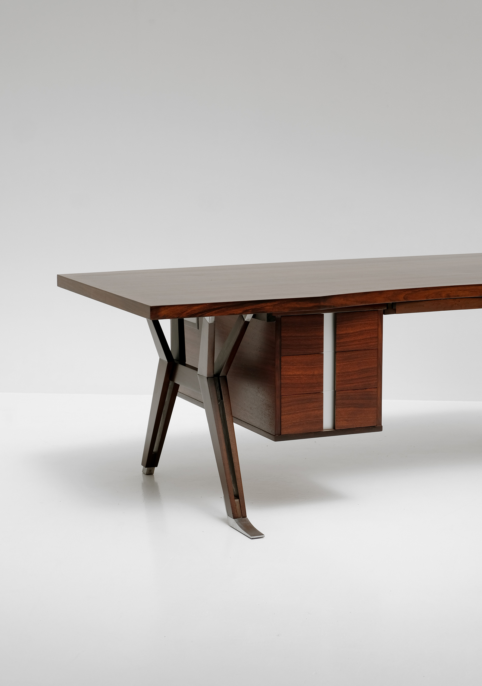 Executive Desk by Ico Parisi for MIM 1958image 2