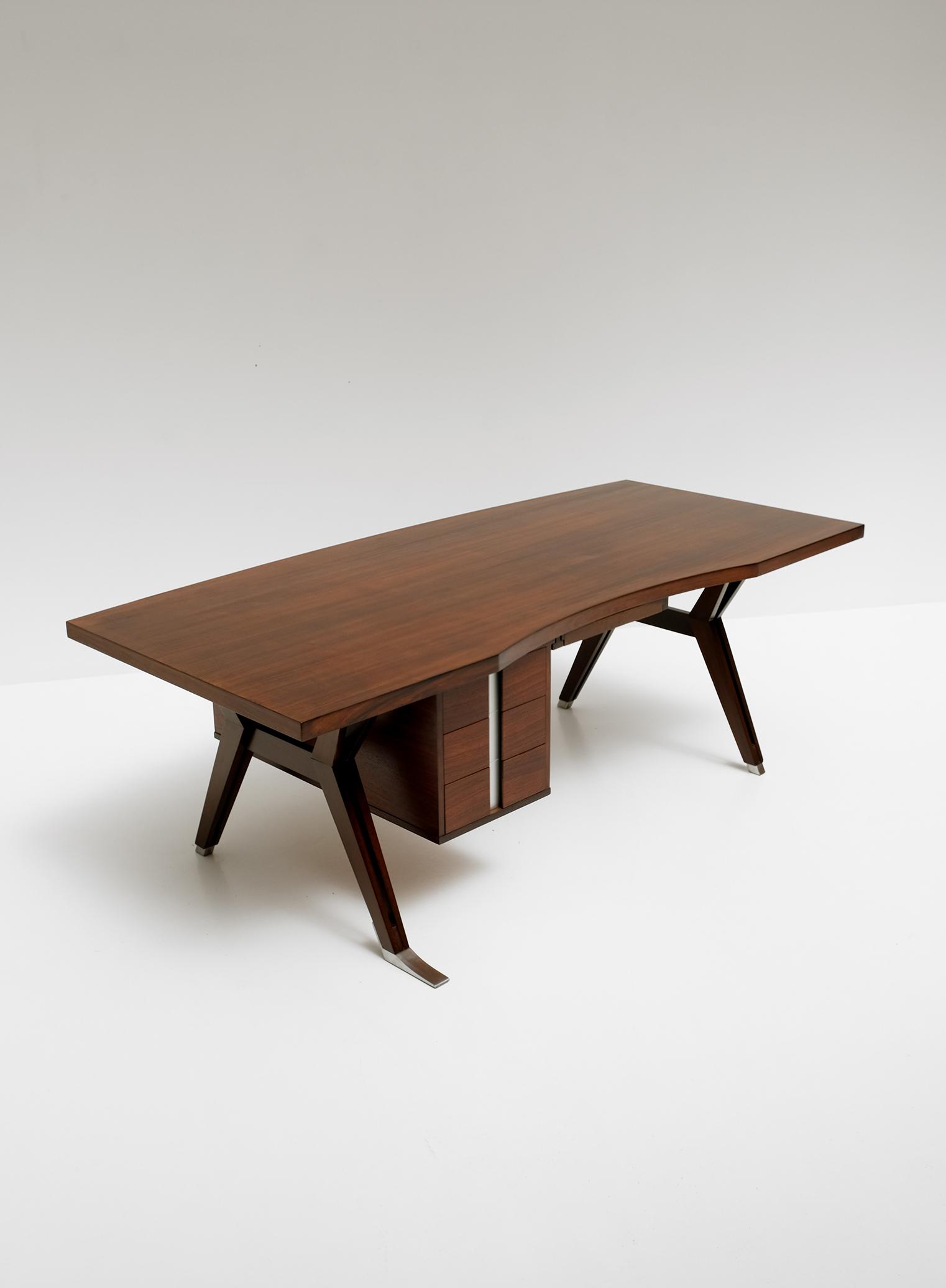 Executive Desk by Ico Parisi for MIM 1958