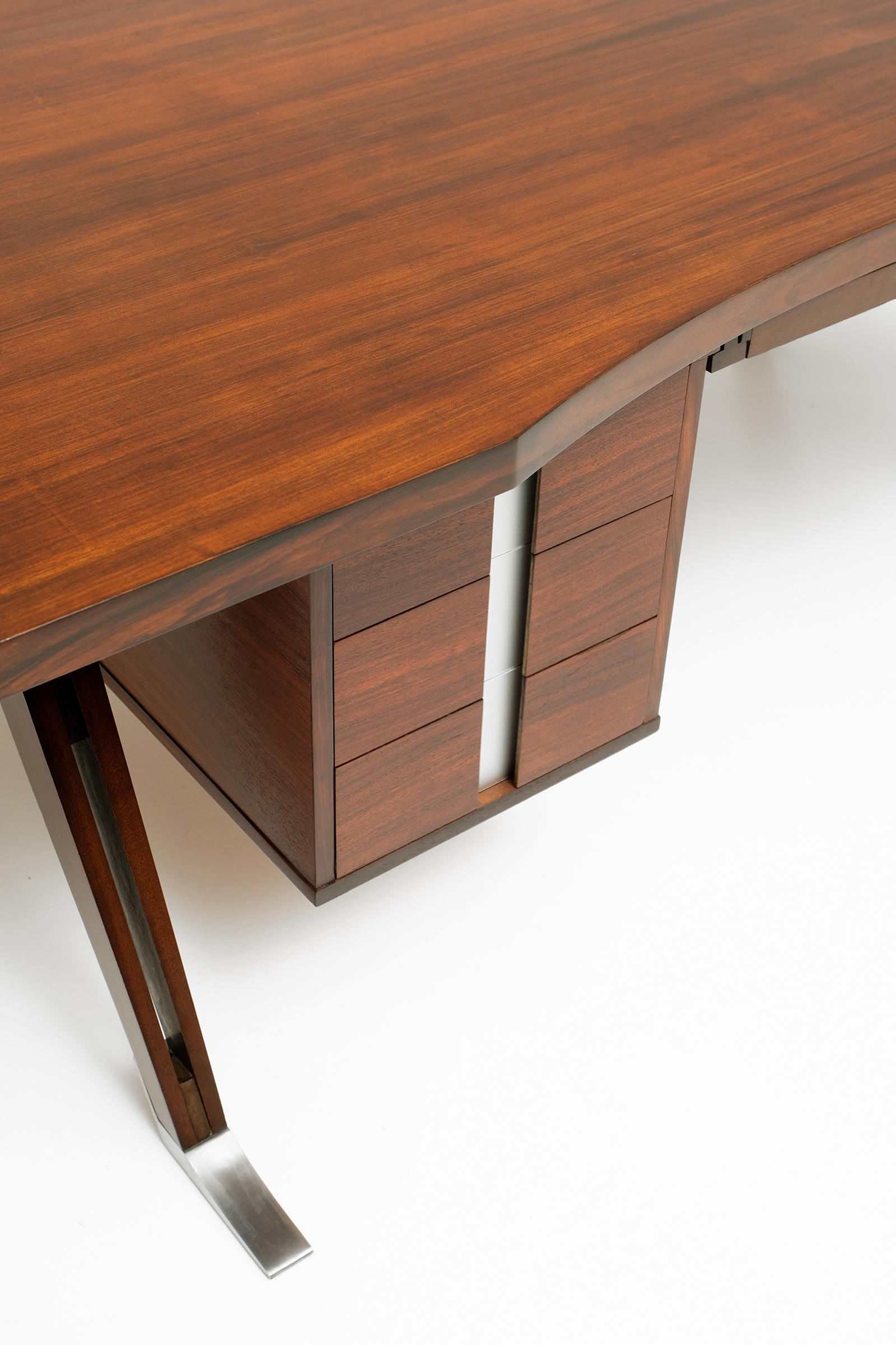 Executive Desk by Ico Parisi for MIM 1958image 4
