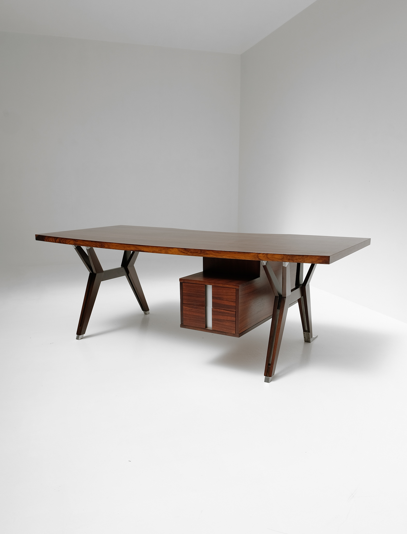 Executive Desk by Ico Parisi for MIM 1958image 7
