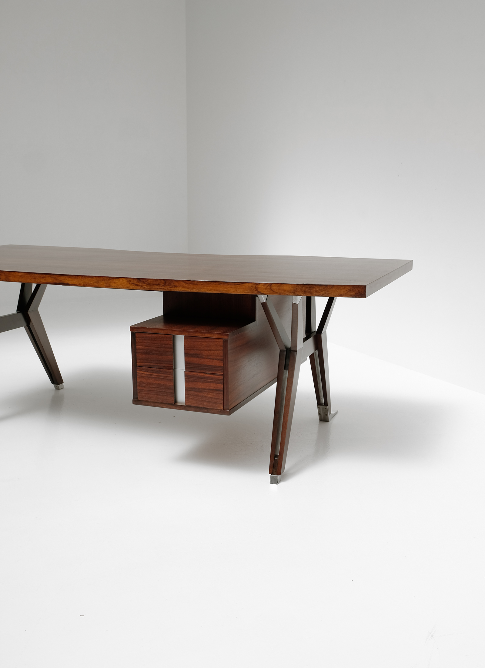 Executive Desk by Ico Parisi for MIM 1958image 8