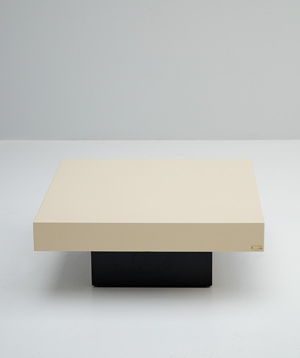 Jean-Charles, coffee table
