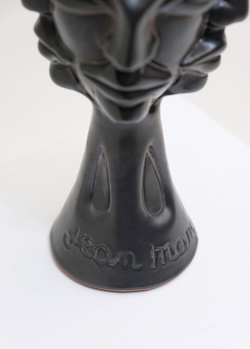 Jean Marais Black Ceramicimage 7