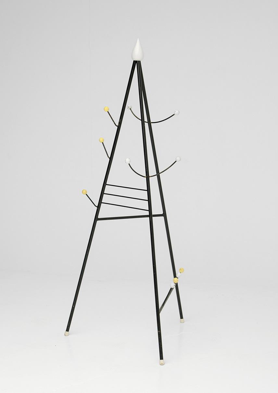 Joan Miro inspired atomic coat standimage 2