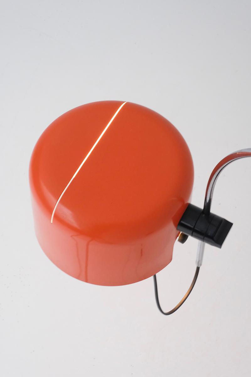 JOE COLOMBO FOR OLUCE COUPE WALL LAMPimage 3