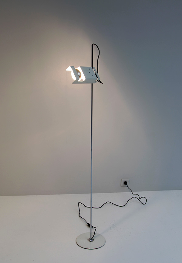 Spider Floor Lamp by Joe Colombo