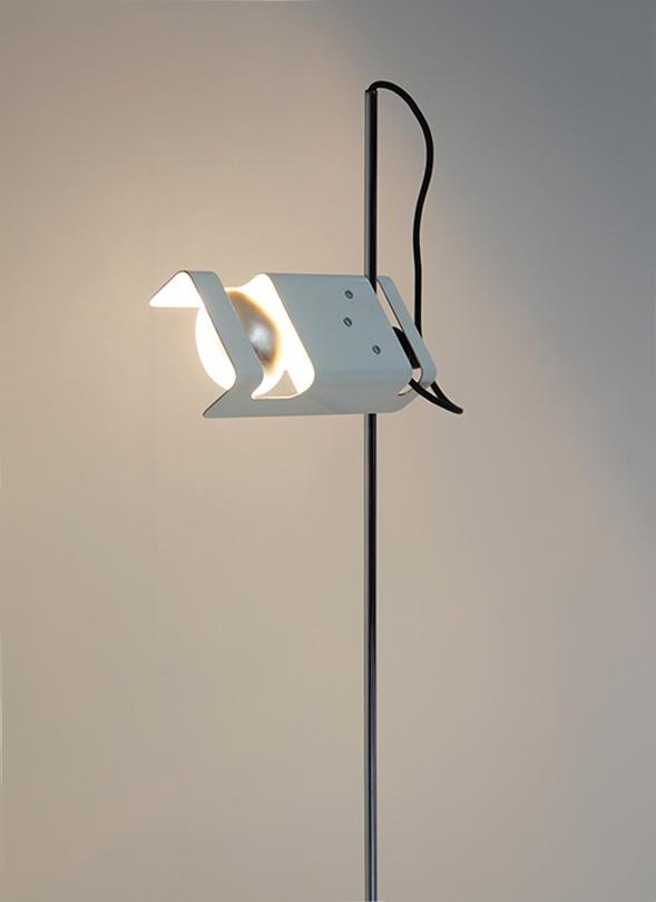 Spider Floor Lamp by Joe Colomboimage 7