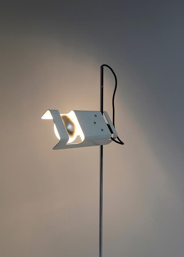 Spider Floor Lamp by Joe Colomboimage 3