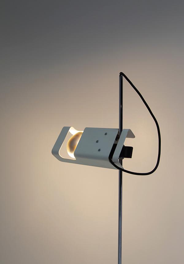 Spider Floor Lamp by Joe Colomboimage 2
