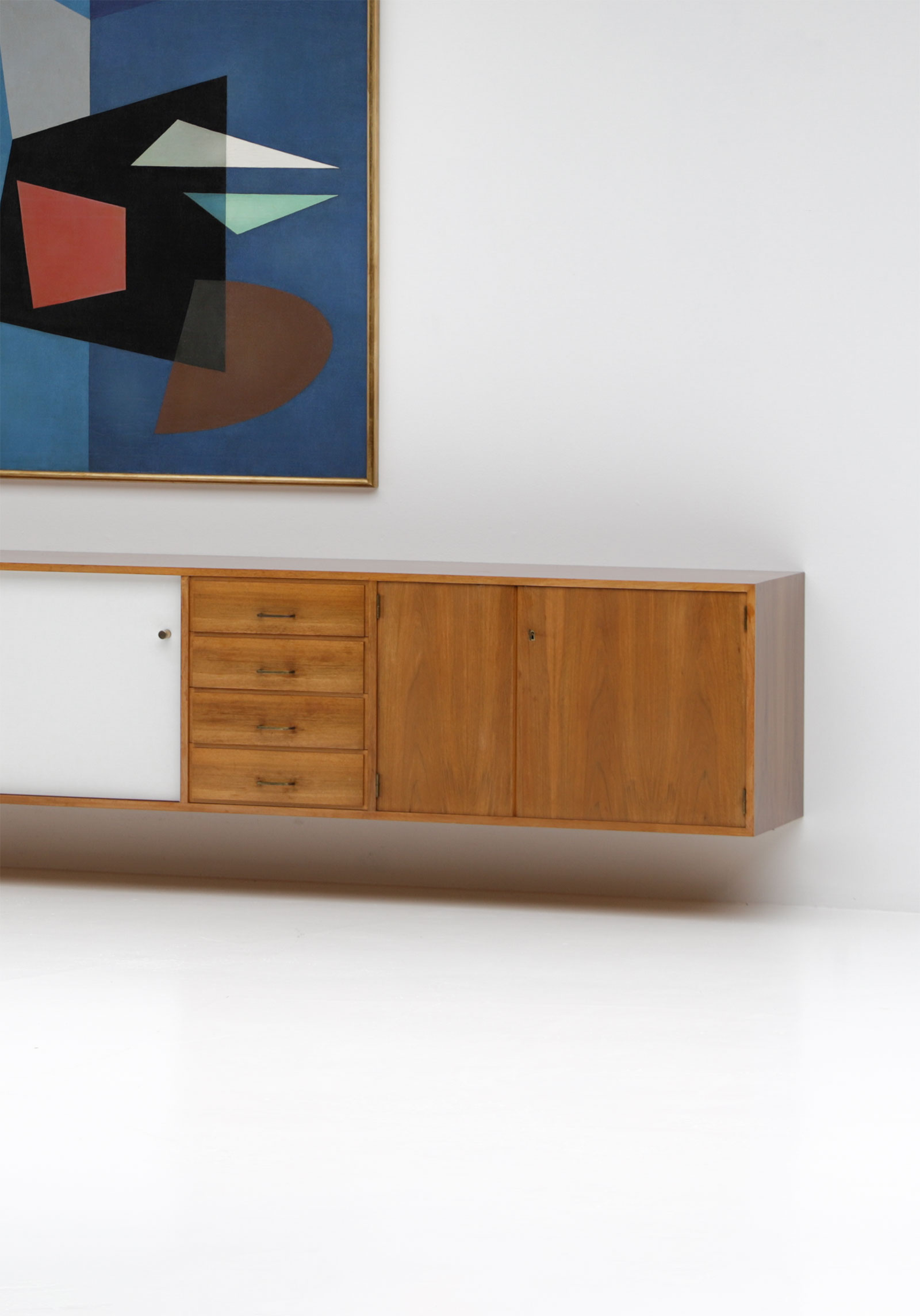 Jos De Mey Floating Sideboard image 4