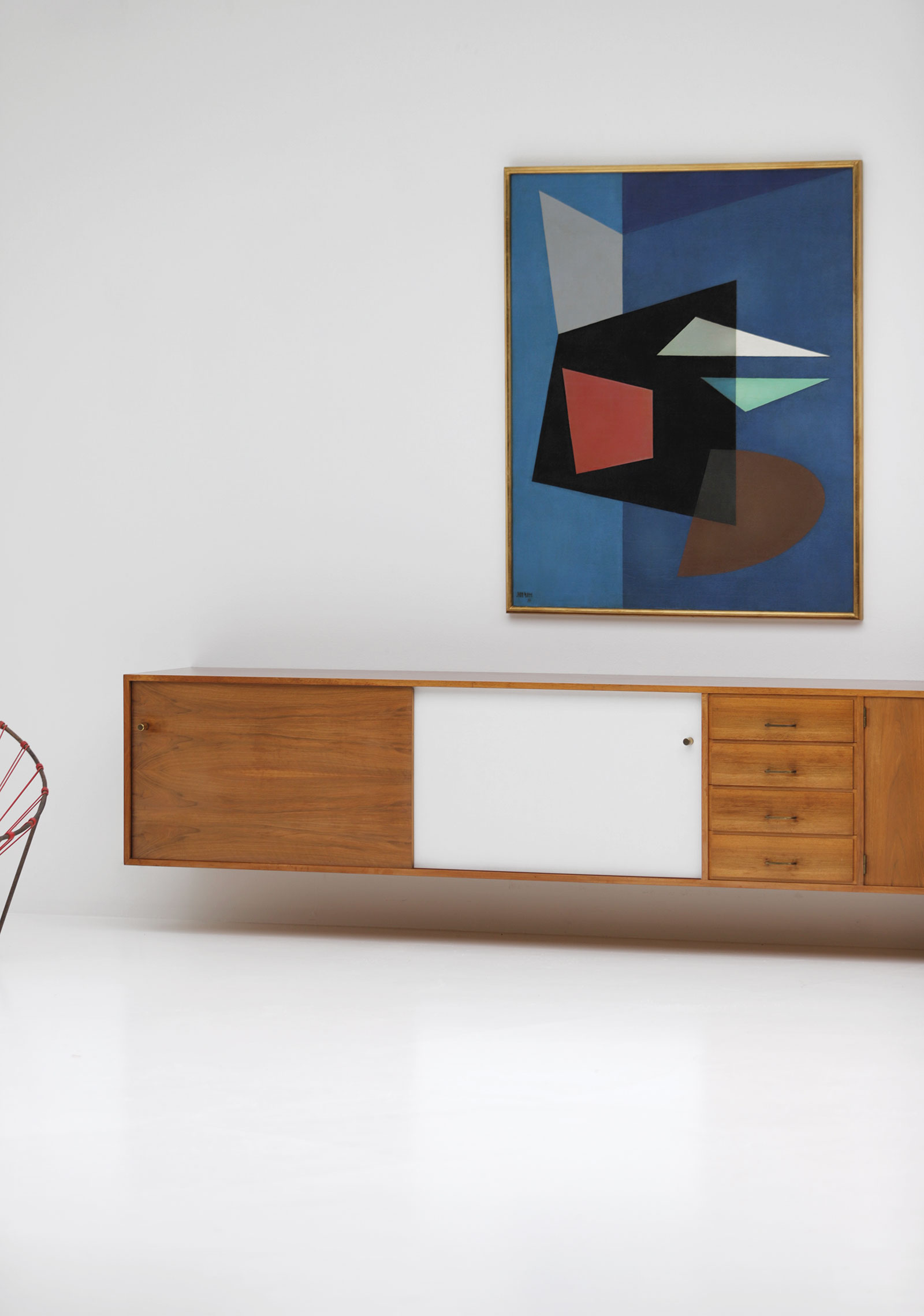 Jos De Mey Floating Sideboard