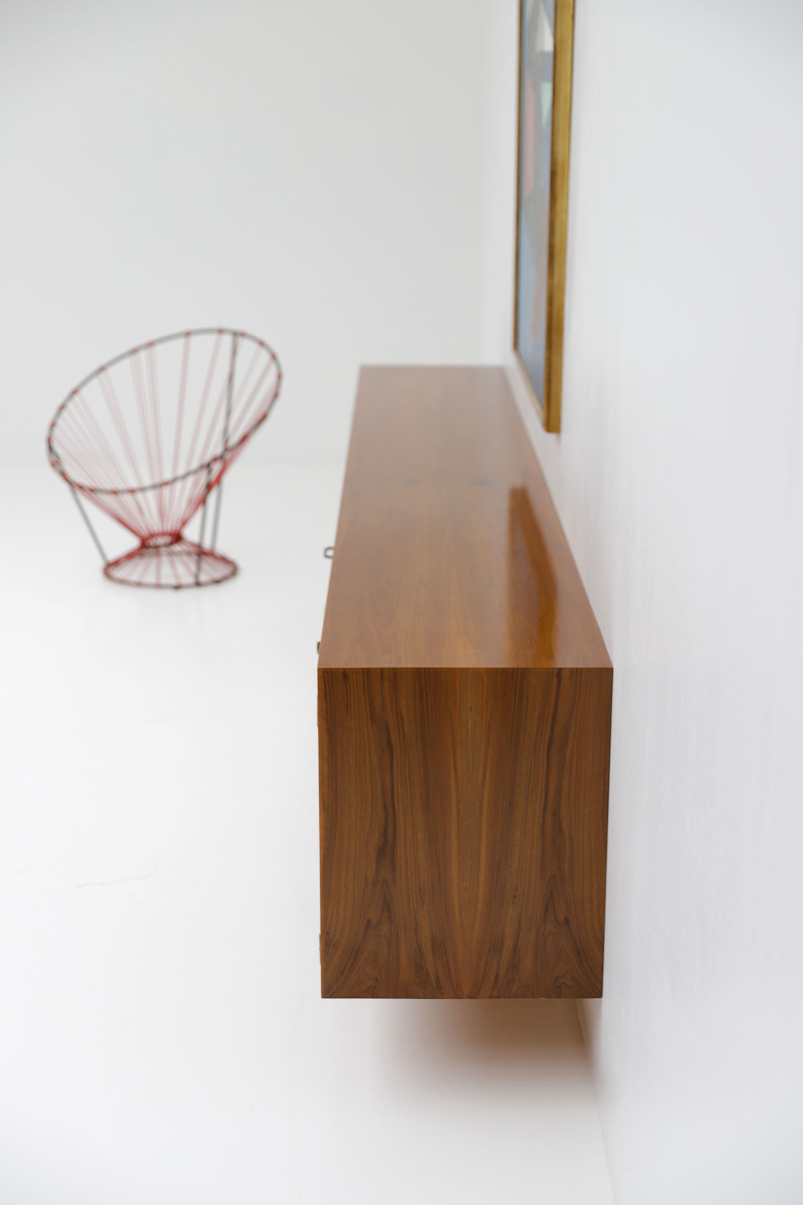Jos De Mey Floating Sideboard image 11