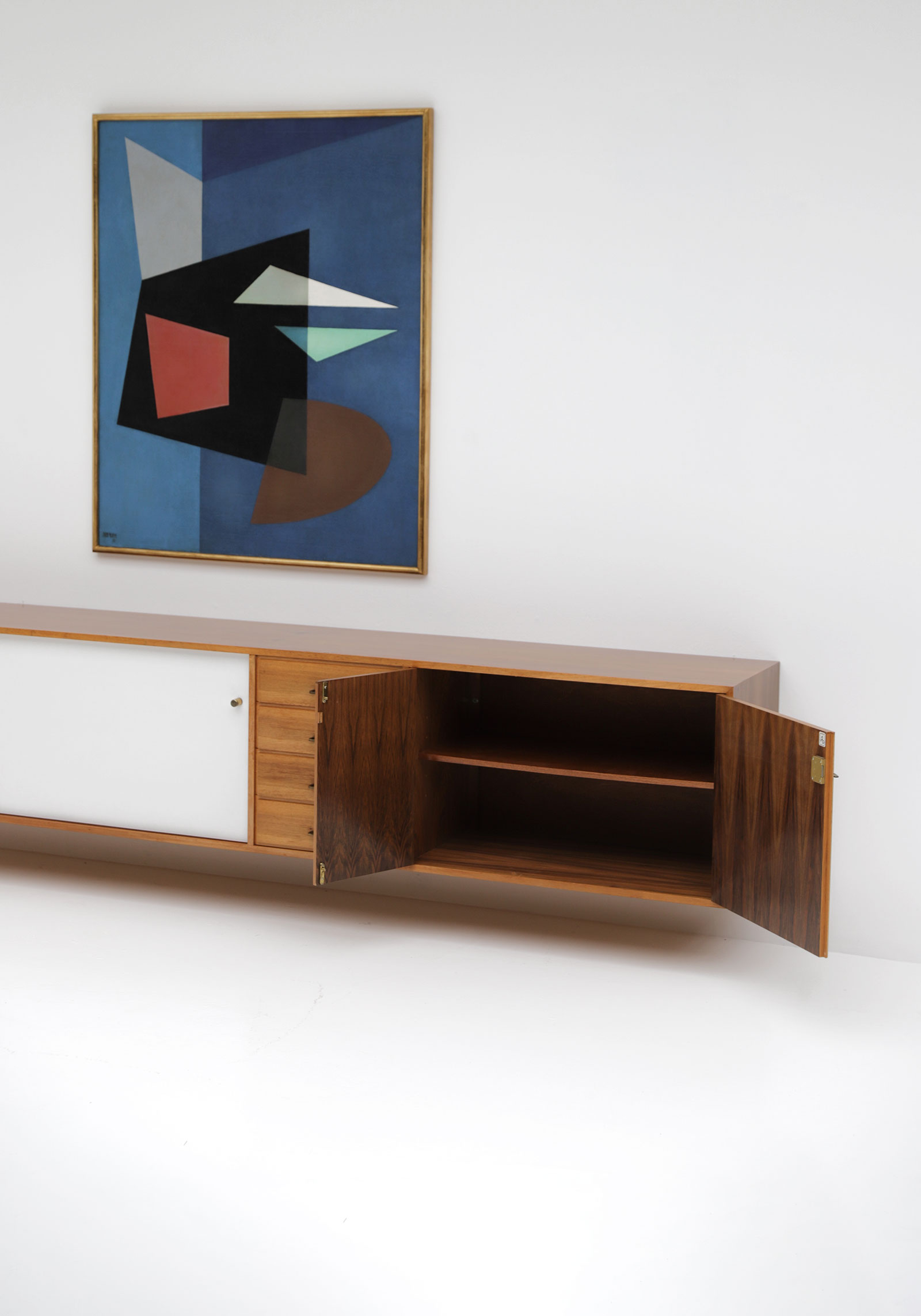 Jos De Mey Floating Sideboard image 6