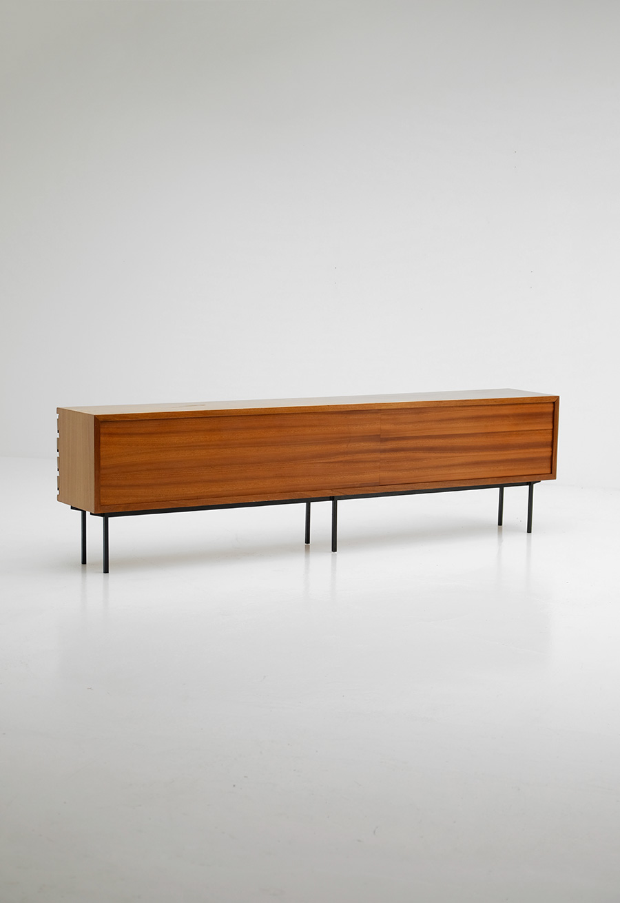 RARE JOS DE MEY SIDEBOARD FOR LUXUS 1950S