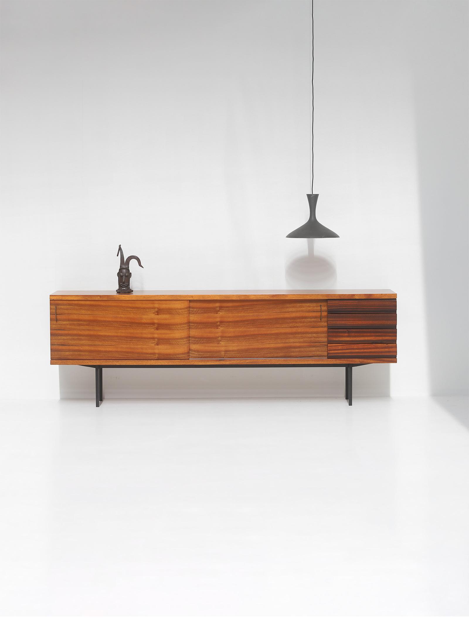 Luxus Sideboard by Jos De Mey 1950simage 1