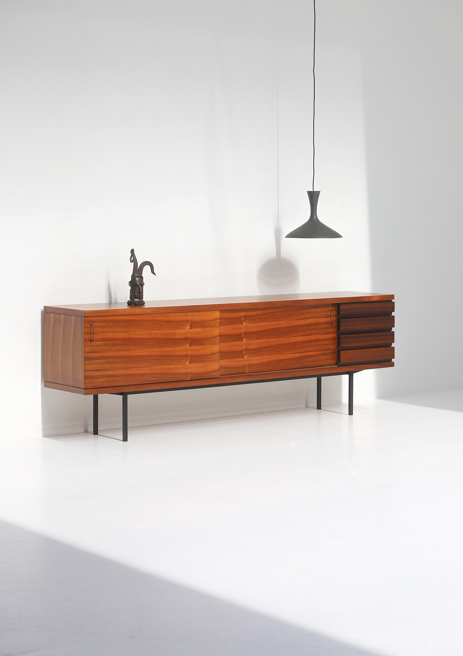 Luxus Sideboard by Jos De Mey 1950simage 4