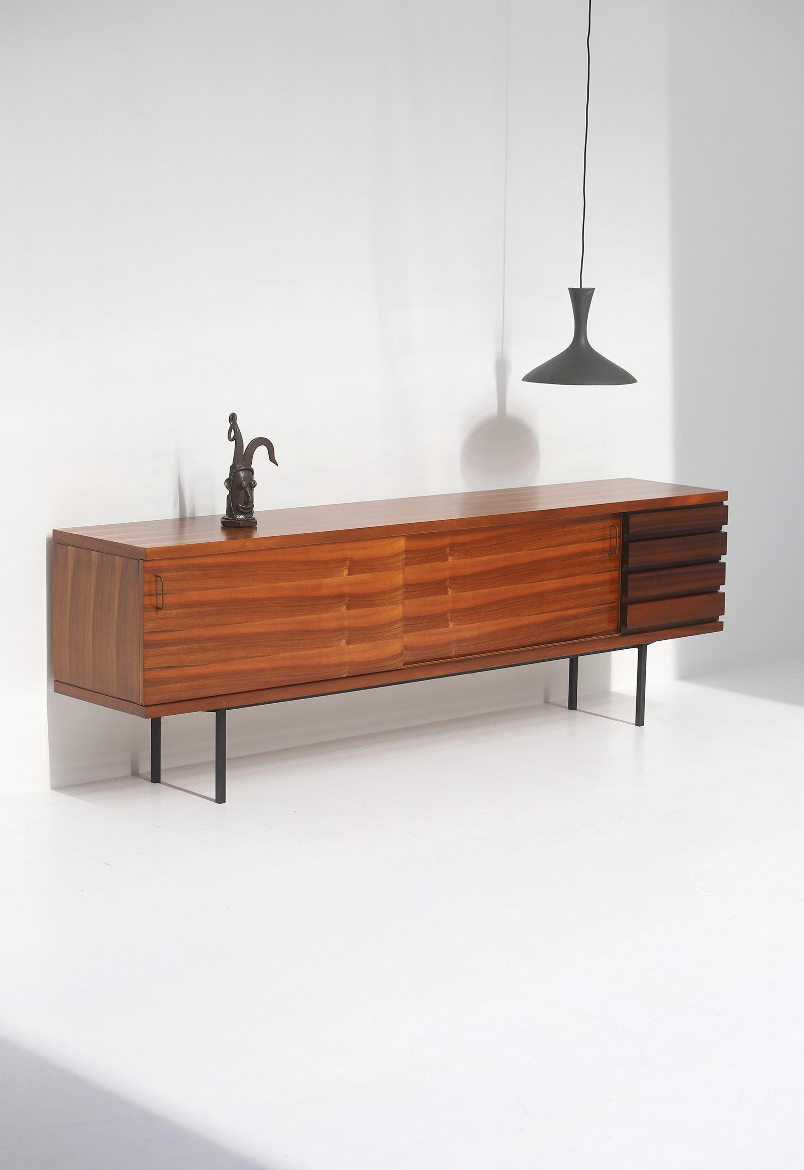 Luxus Sideboard by Jos De Mey 1950simage 5
