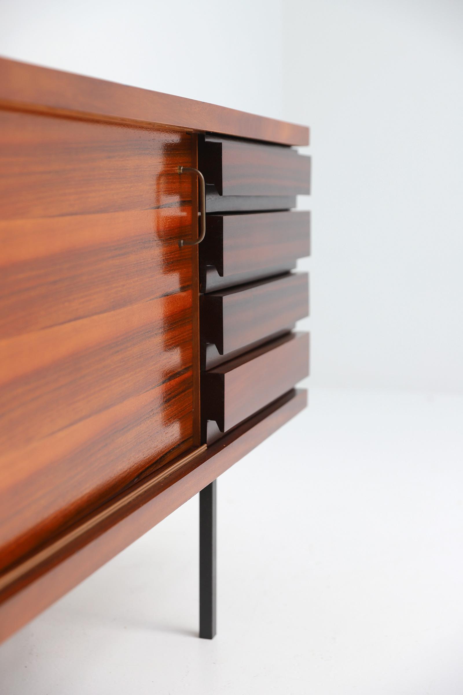 Luxus Sideboard by Jos De Mey 1950simage 8