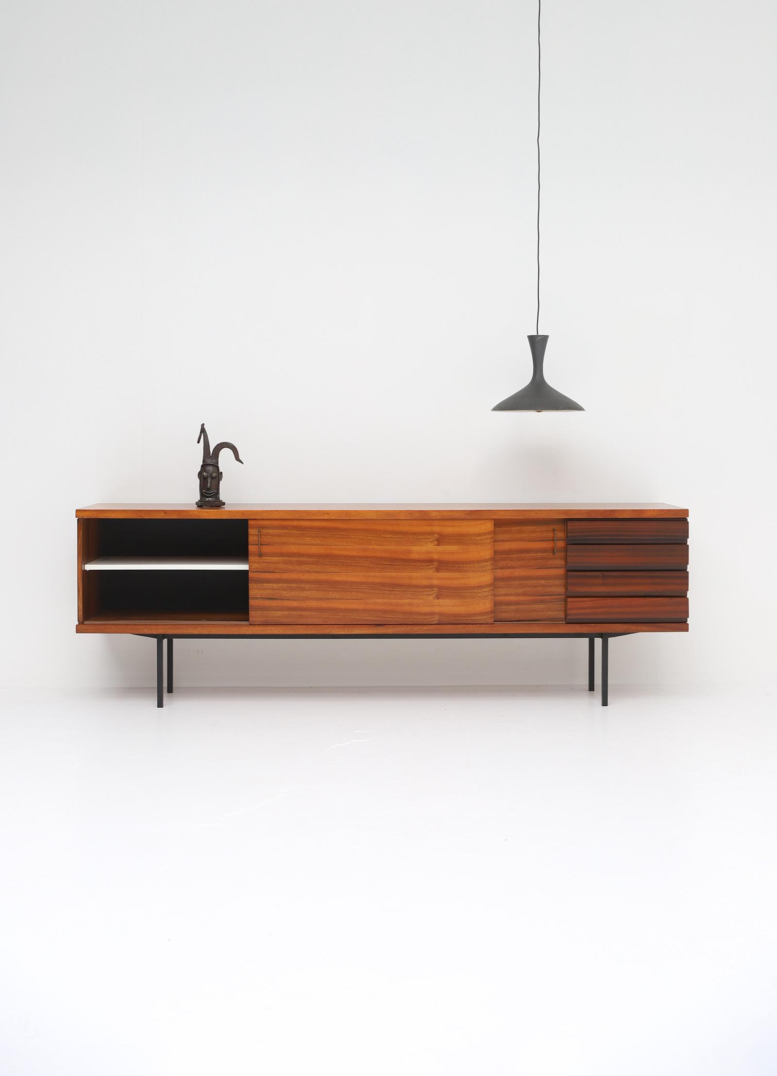 Luxus Sideboard by Jos De Mey 1950simage 15