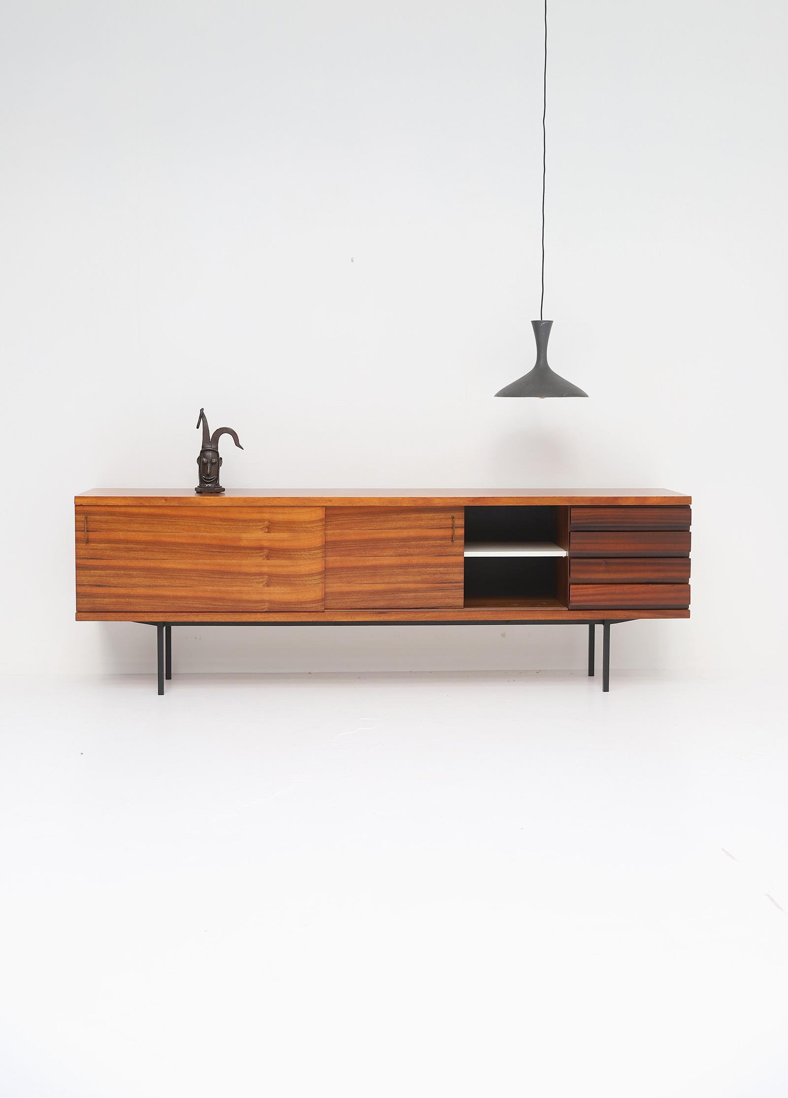 Luxus Sideboard by Jos De Mey 1950simage 16