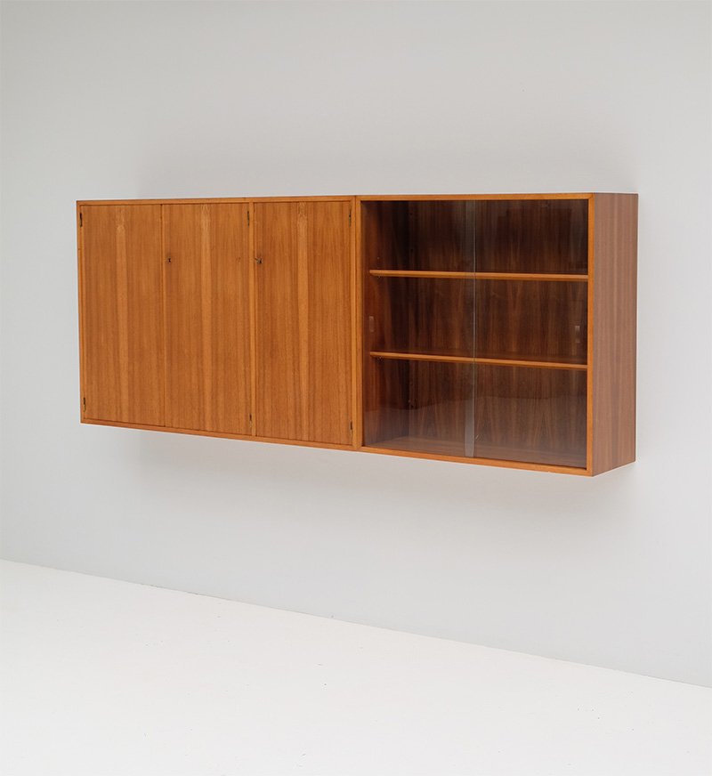 JOS DE MEY WALL HUNG OFFICE CABINET